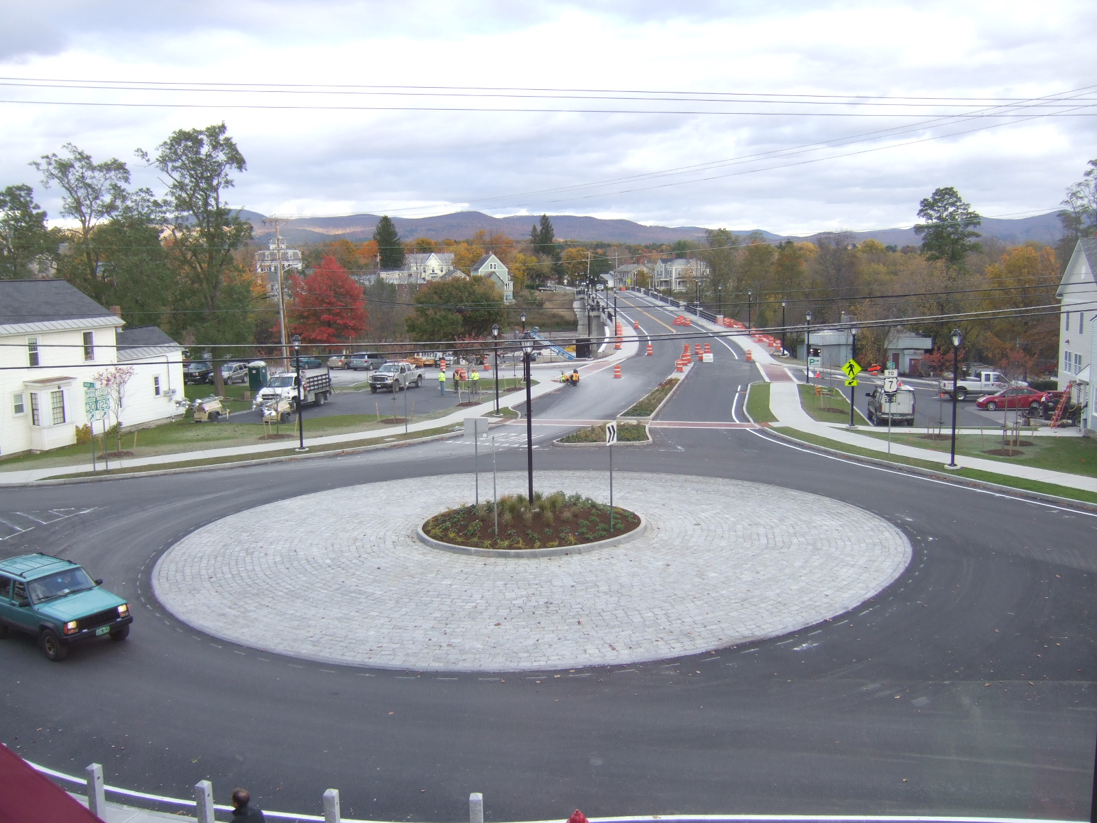 Roundabouts - Addison County Regional Planning Commission