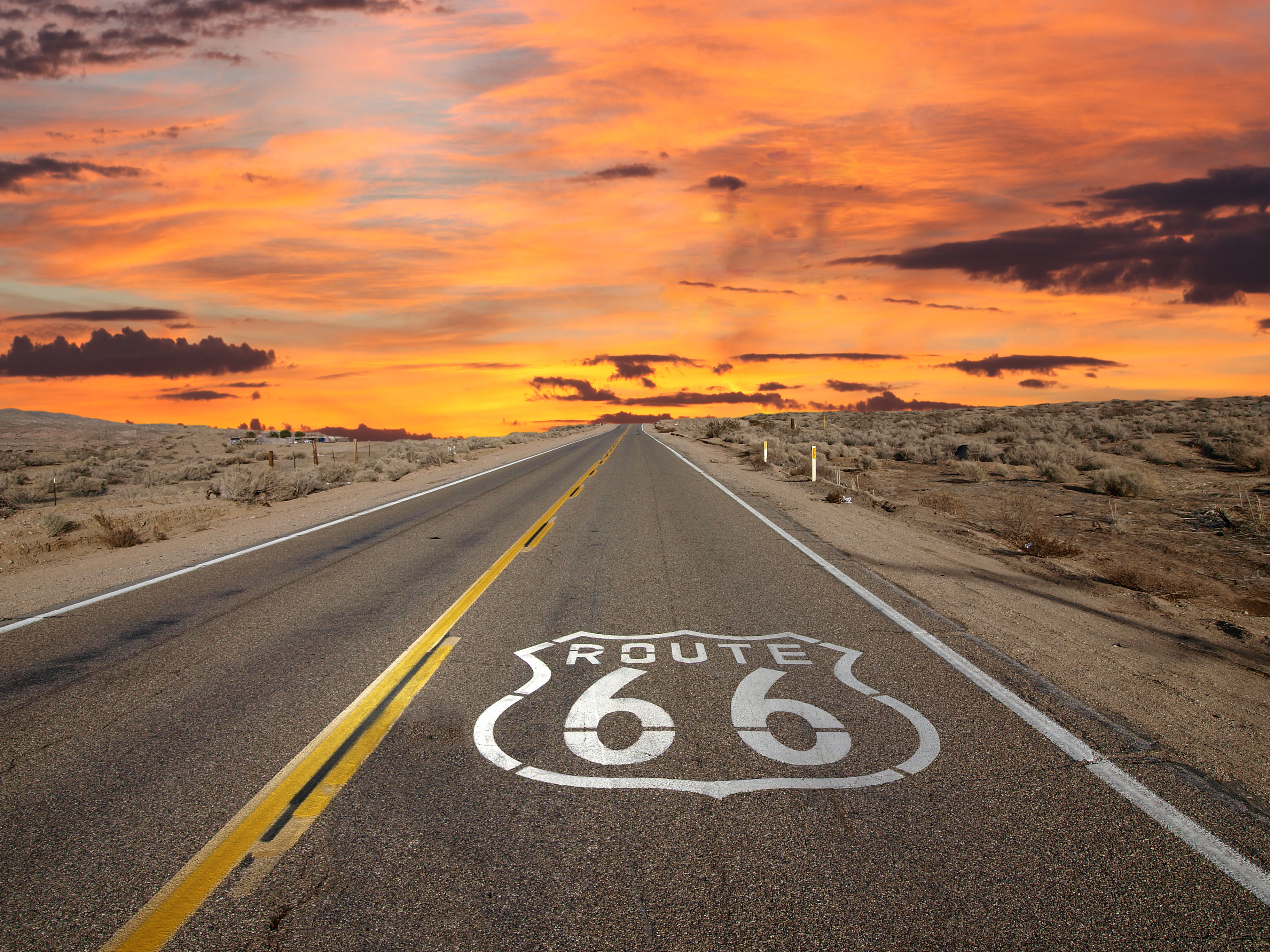 The long history of Route 66 | DocumentaryTube