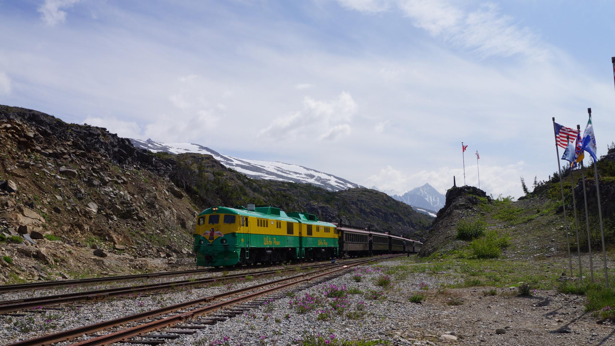 White Pass & Yukon Route Railroad | Scenic Rail Trips