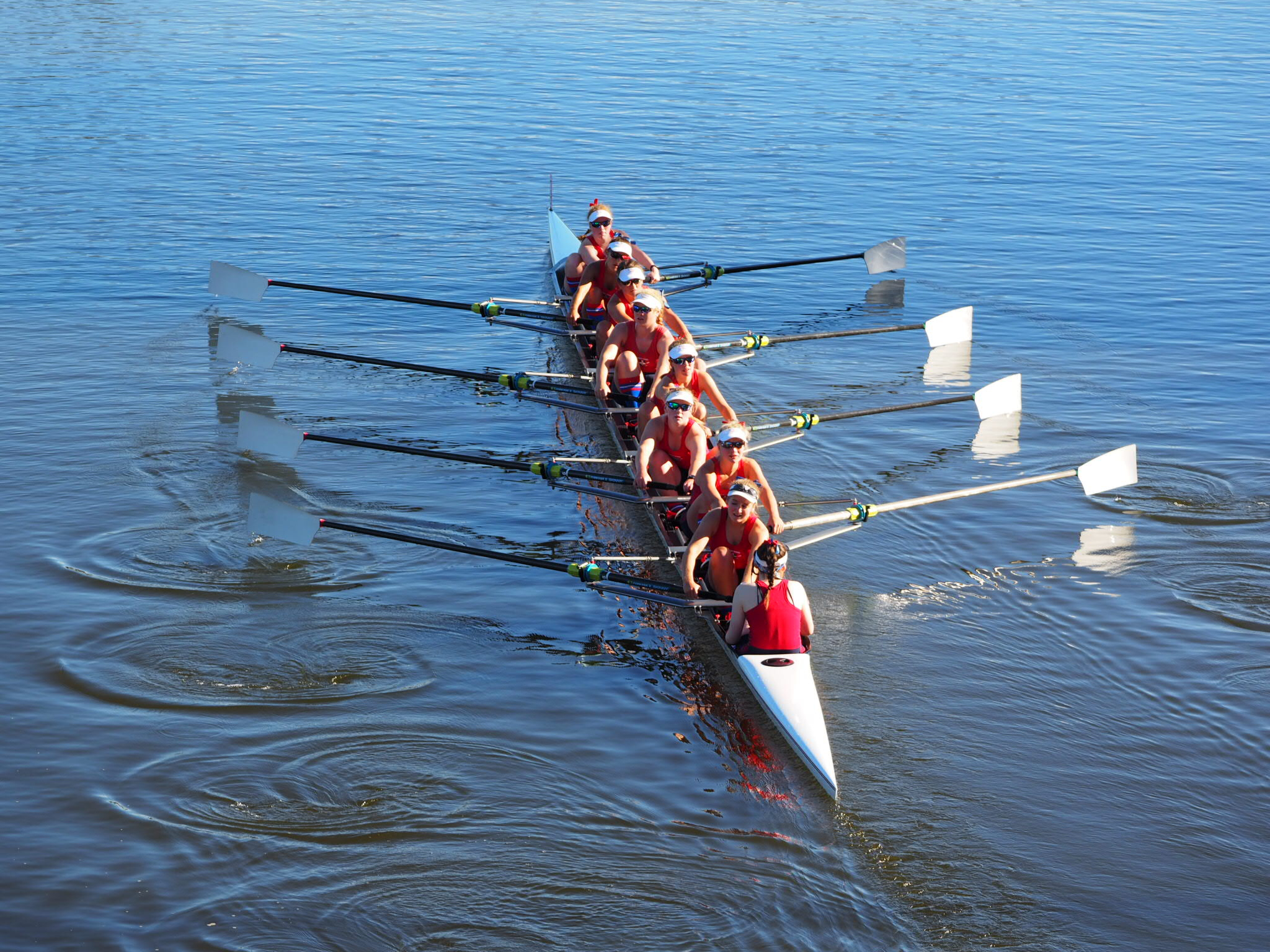 Friends' Rowing