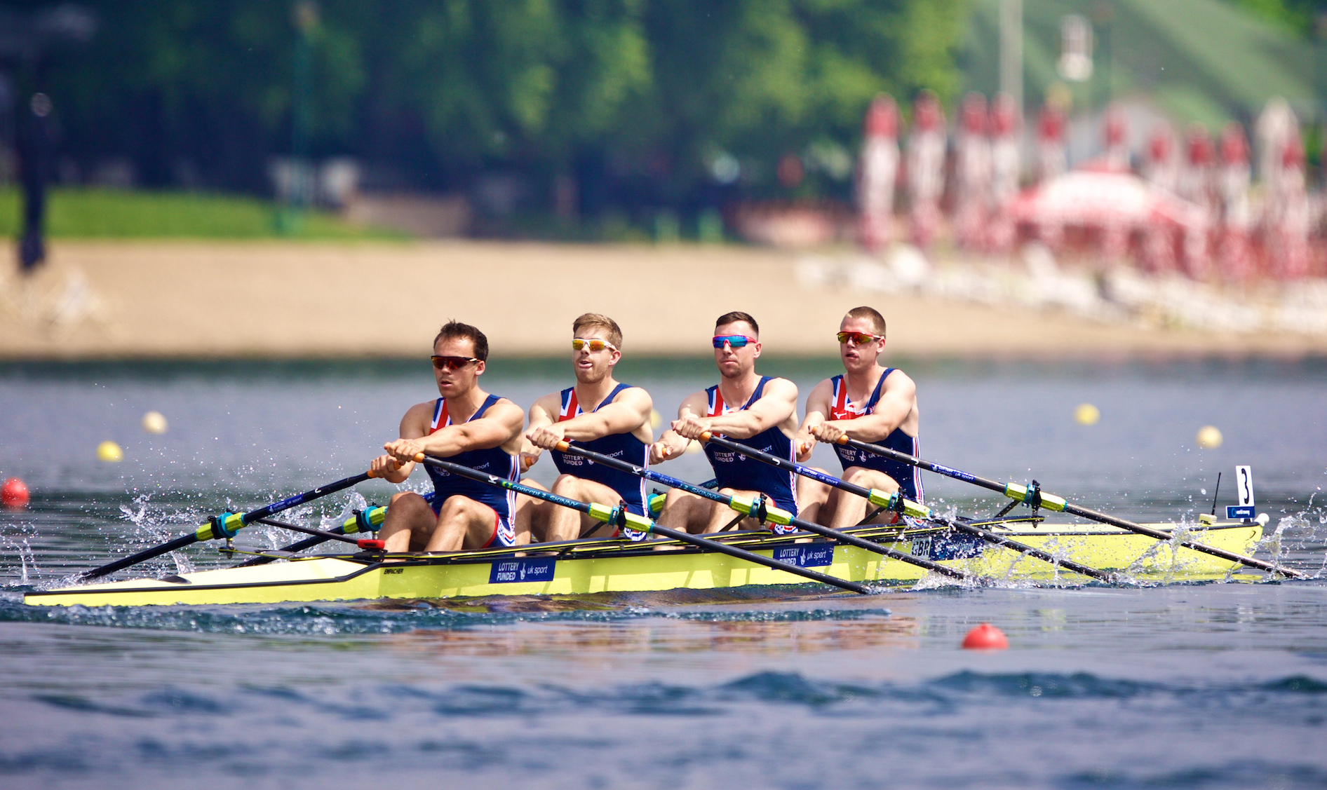 Great Britain team for World Rowing U23 Championships announced ...