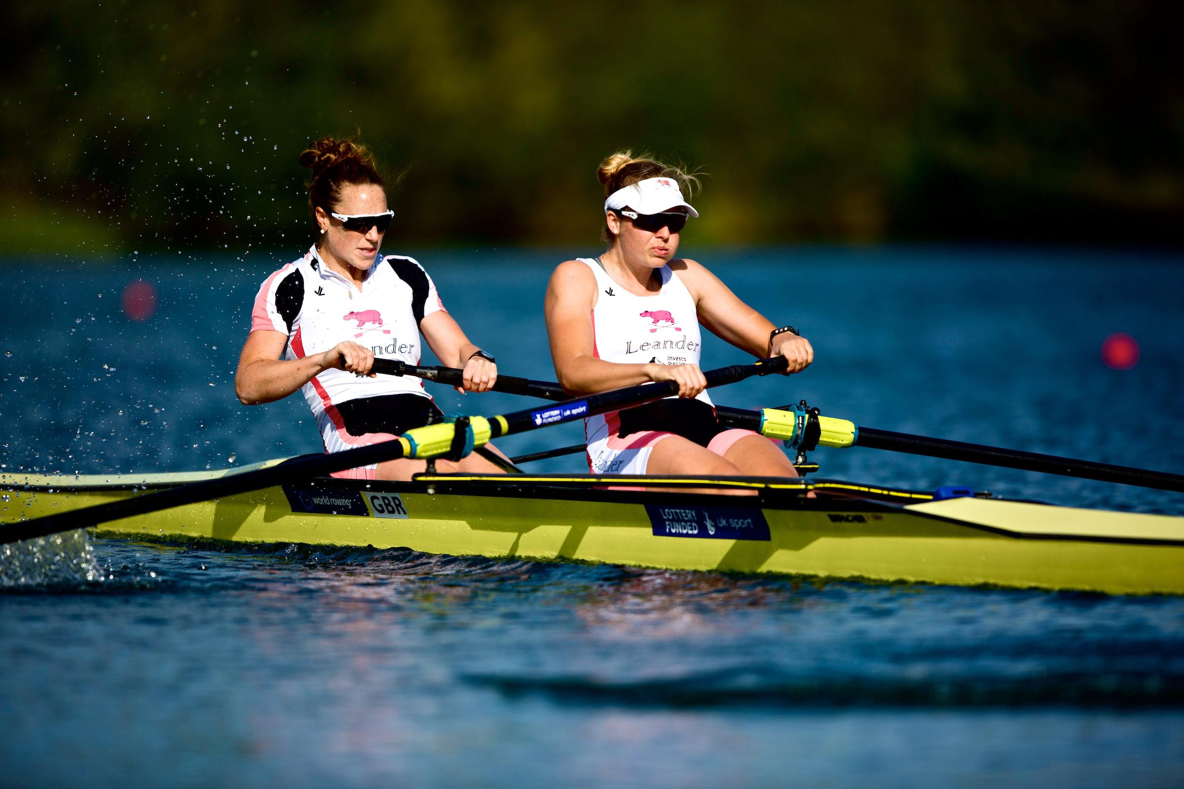 GB Rowing Team Senior & U23 Trials: day one round-up - British Rowing