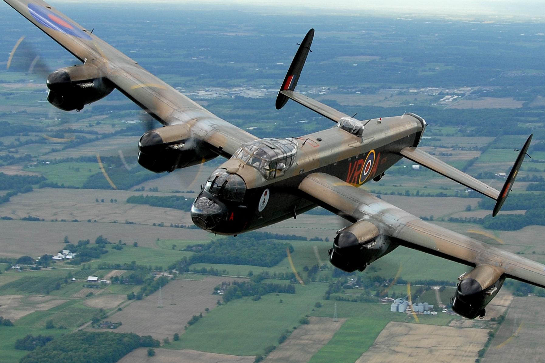Royal air force photo