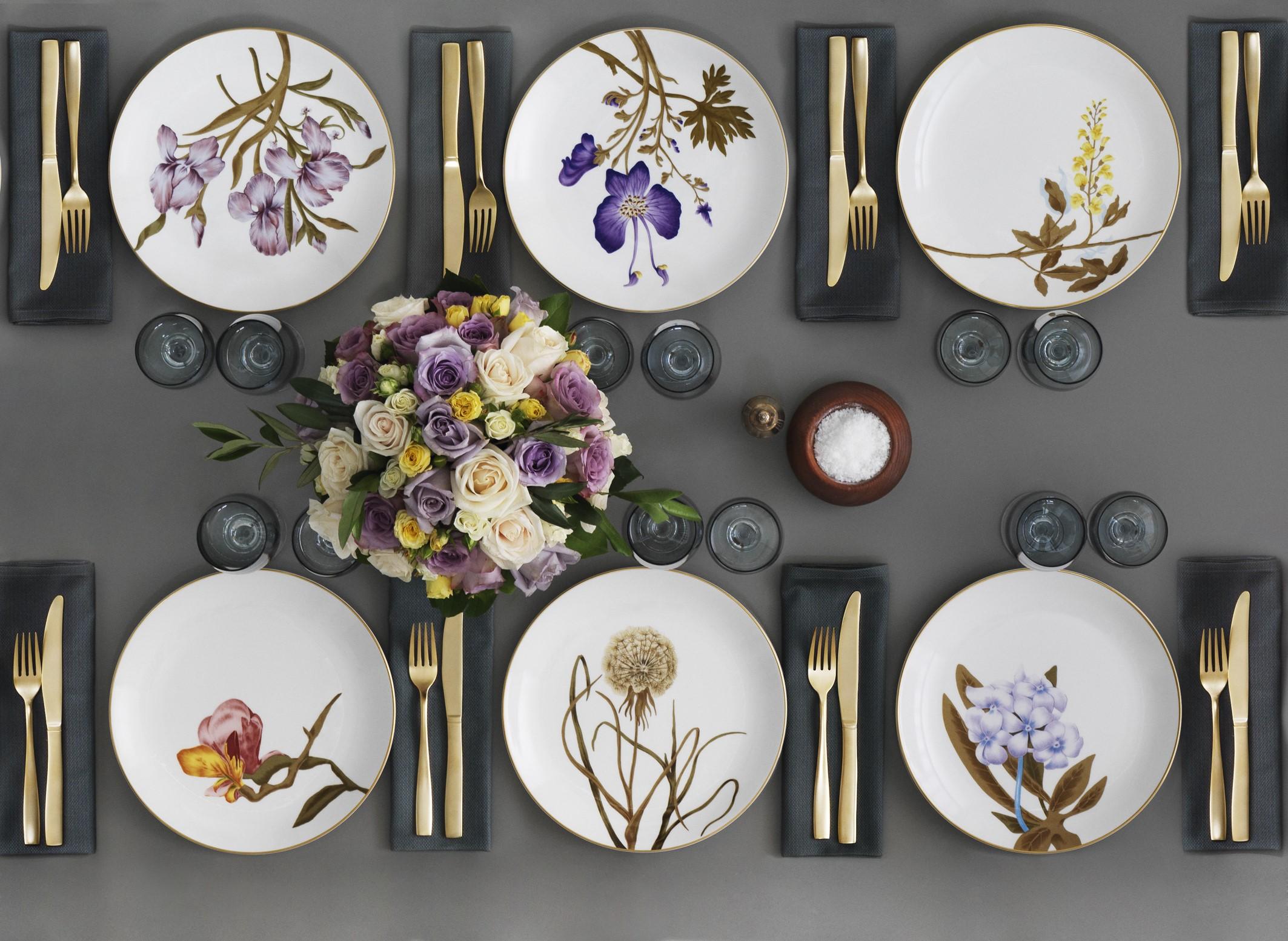 MONCADETAILS - Flora | Dinnerware