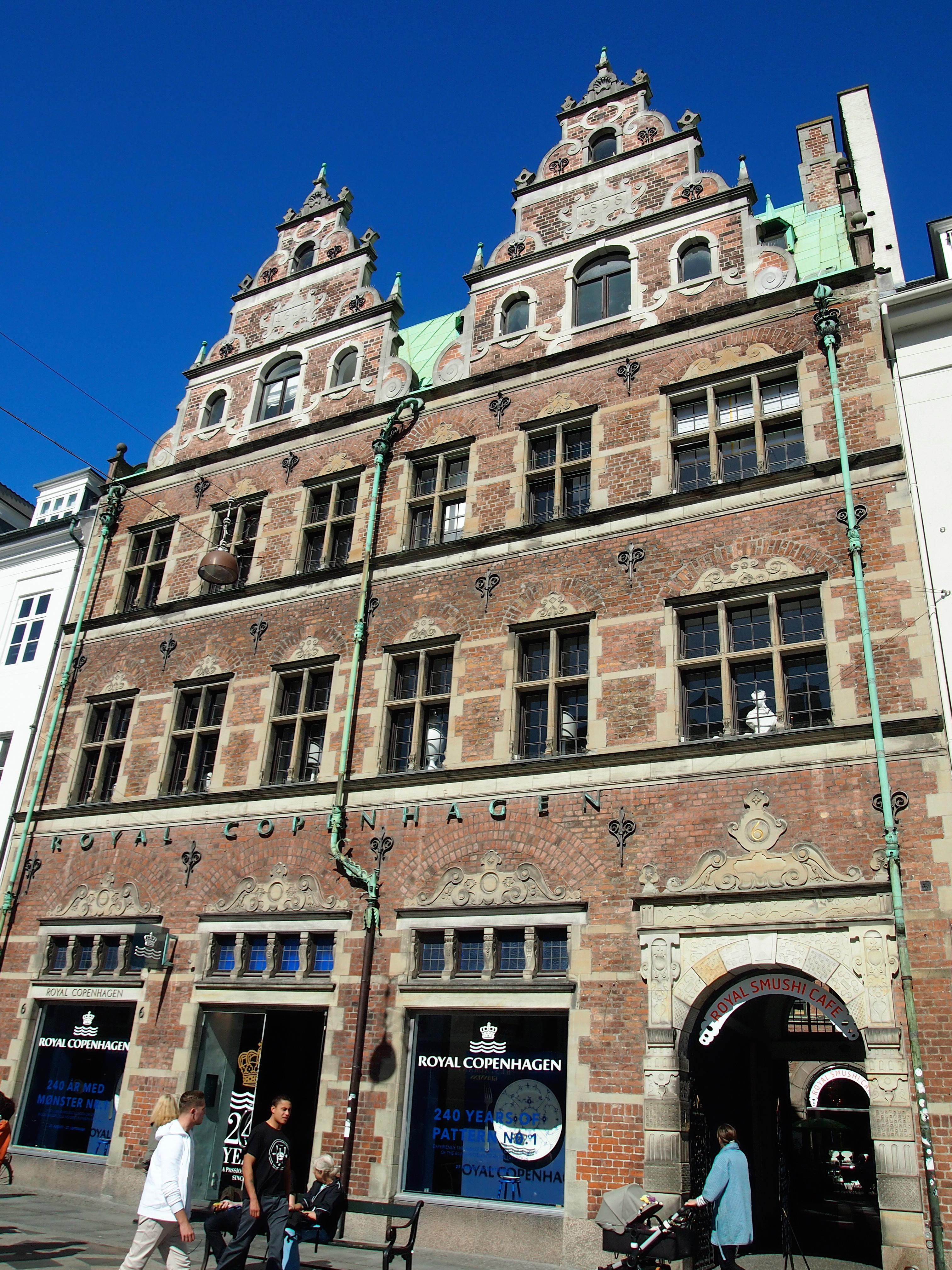 Royal Copenhagen, Activity, Architecture, Building, City, HQ Photo