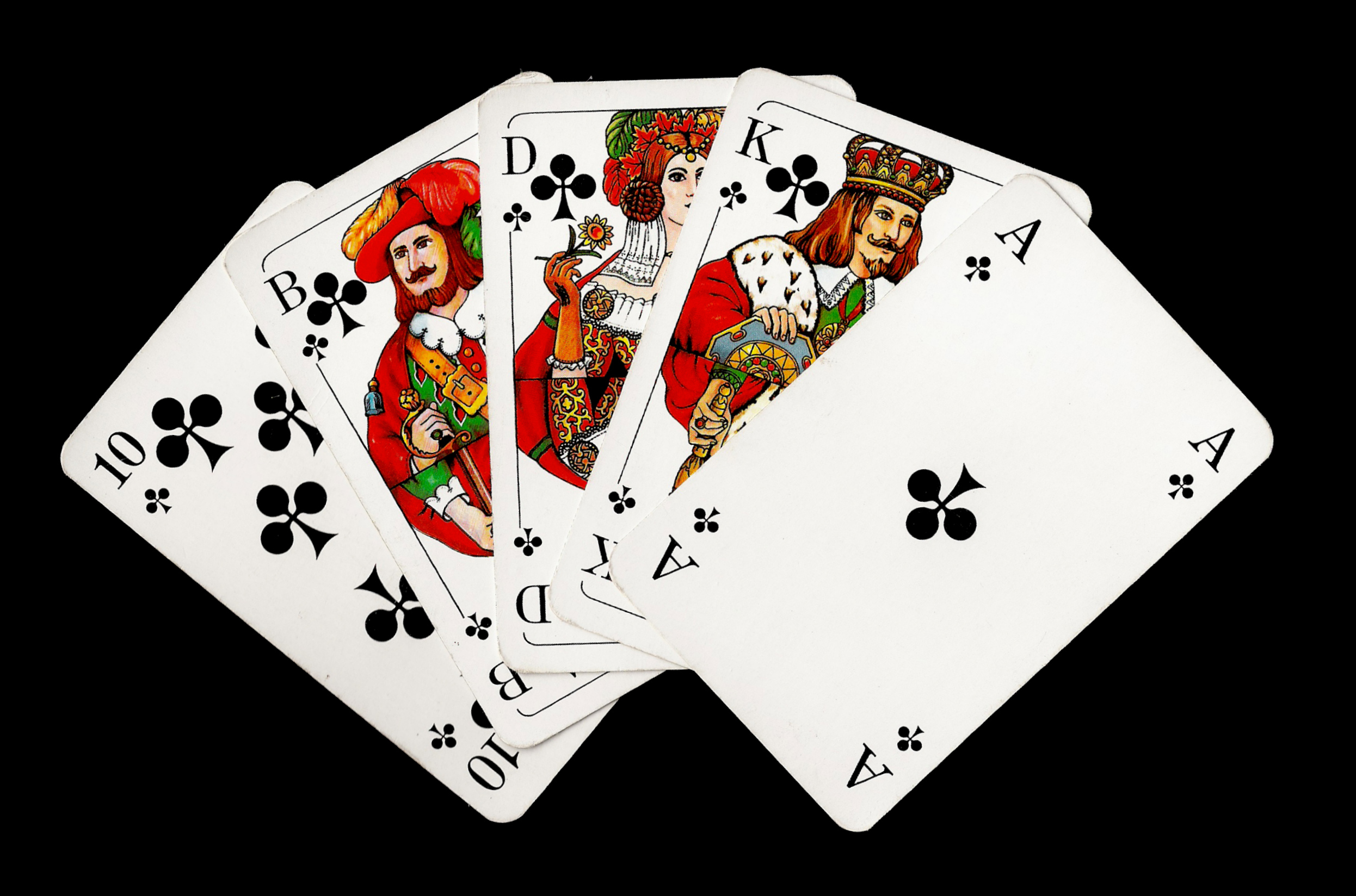 royal flush meaning and definition