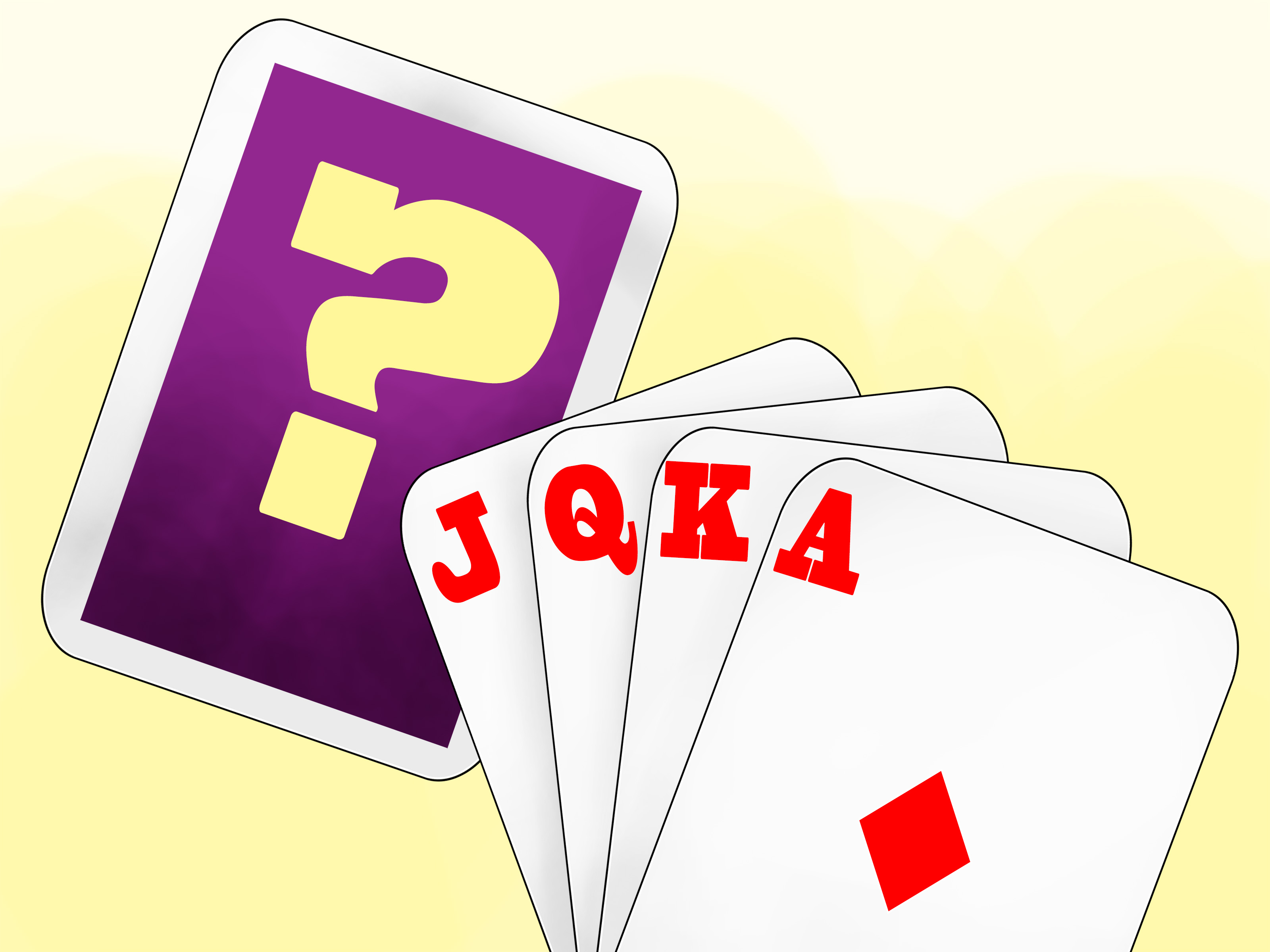 How to Make a Royal Flush: 4 Steps (with Pictures) - wikiHow