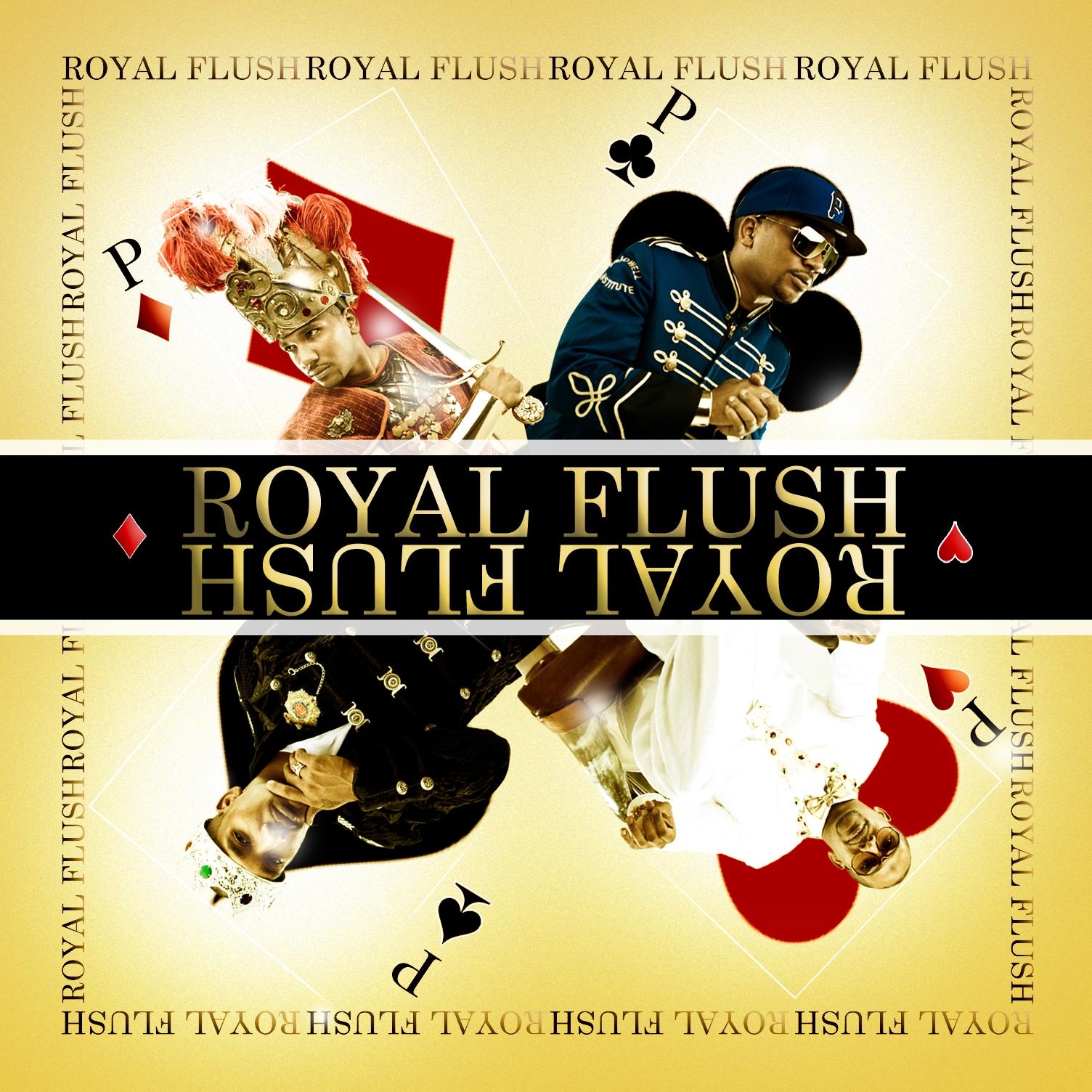 CyHi Da Prynce - Royal Flush (Mixtape) - Nah Right | Nah Right