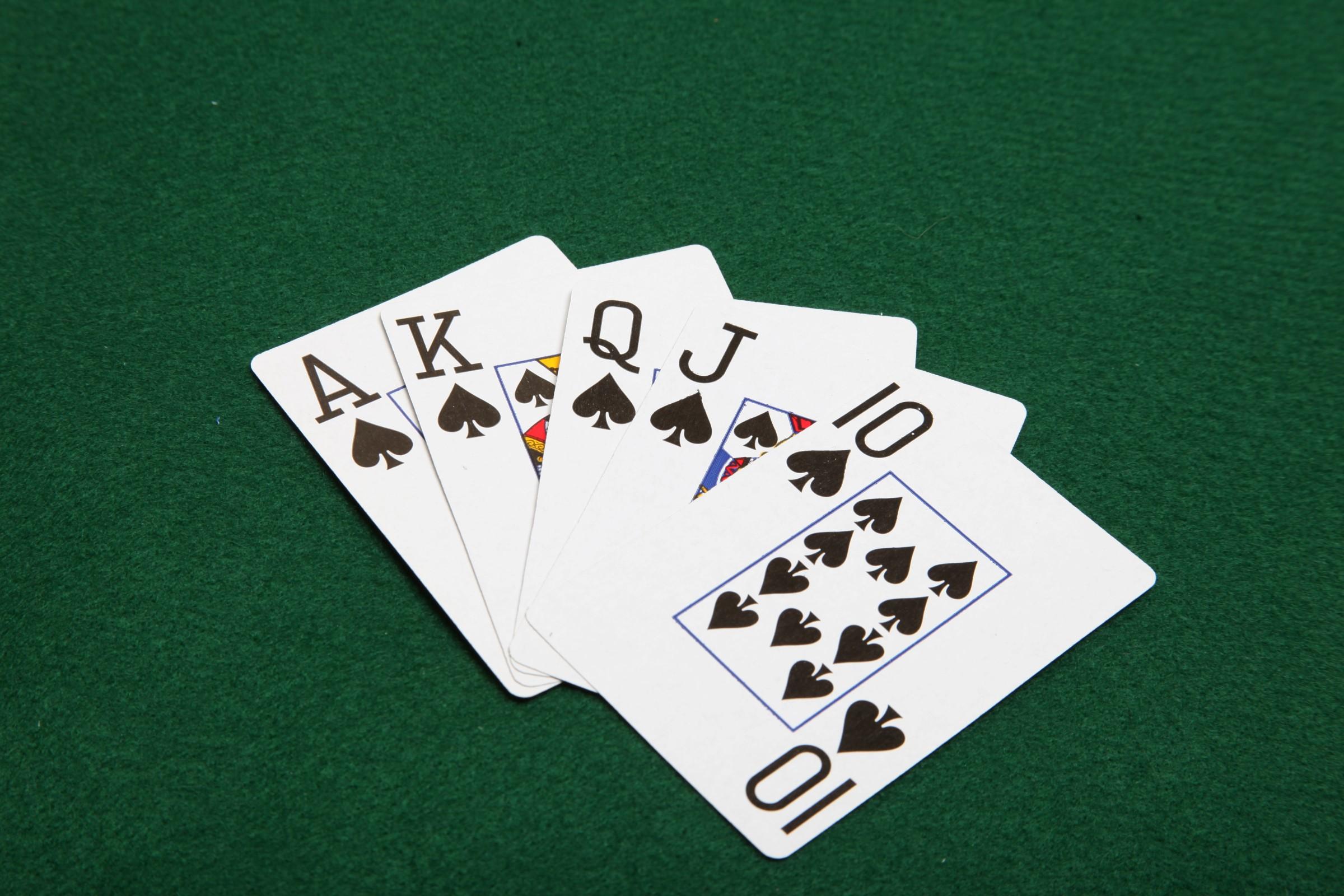 Free high flush poker walking dead slot machine payout