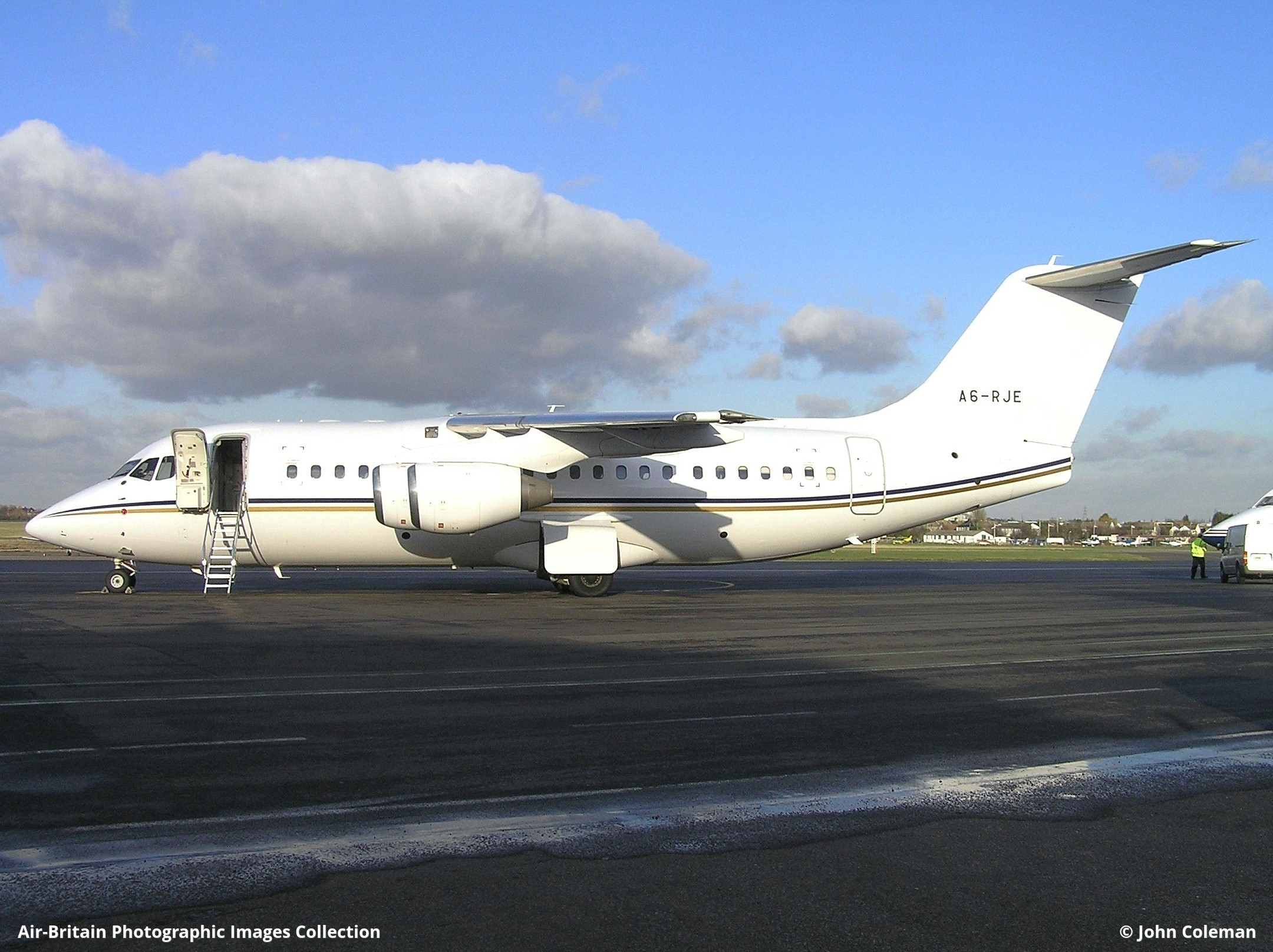 Aviation photographs of Operator: Royal Jet : ABPic