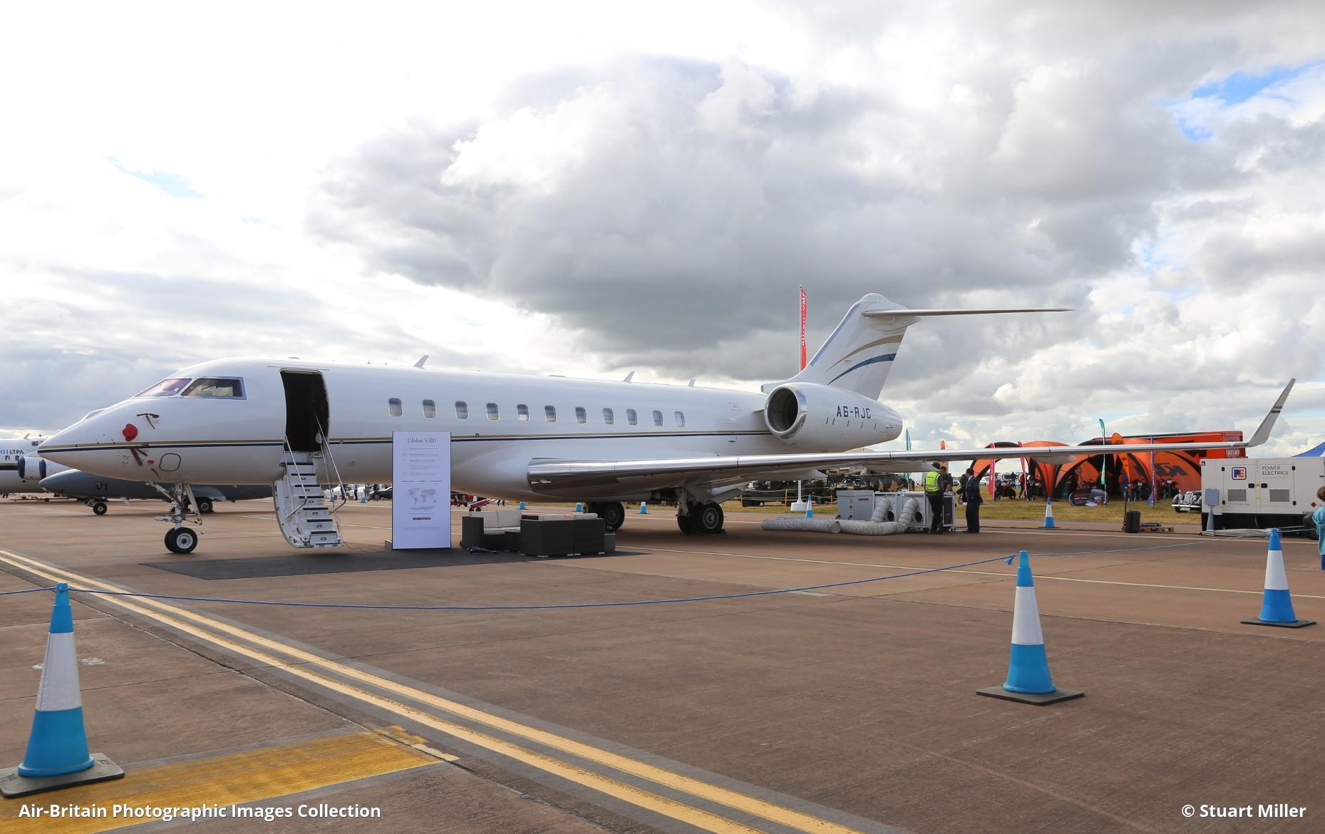 Aviation photographs of Operator: Royal Jet (ROJ) : ABPic