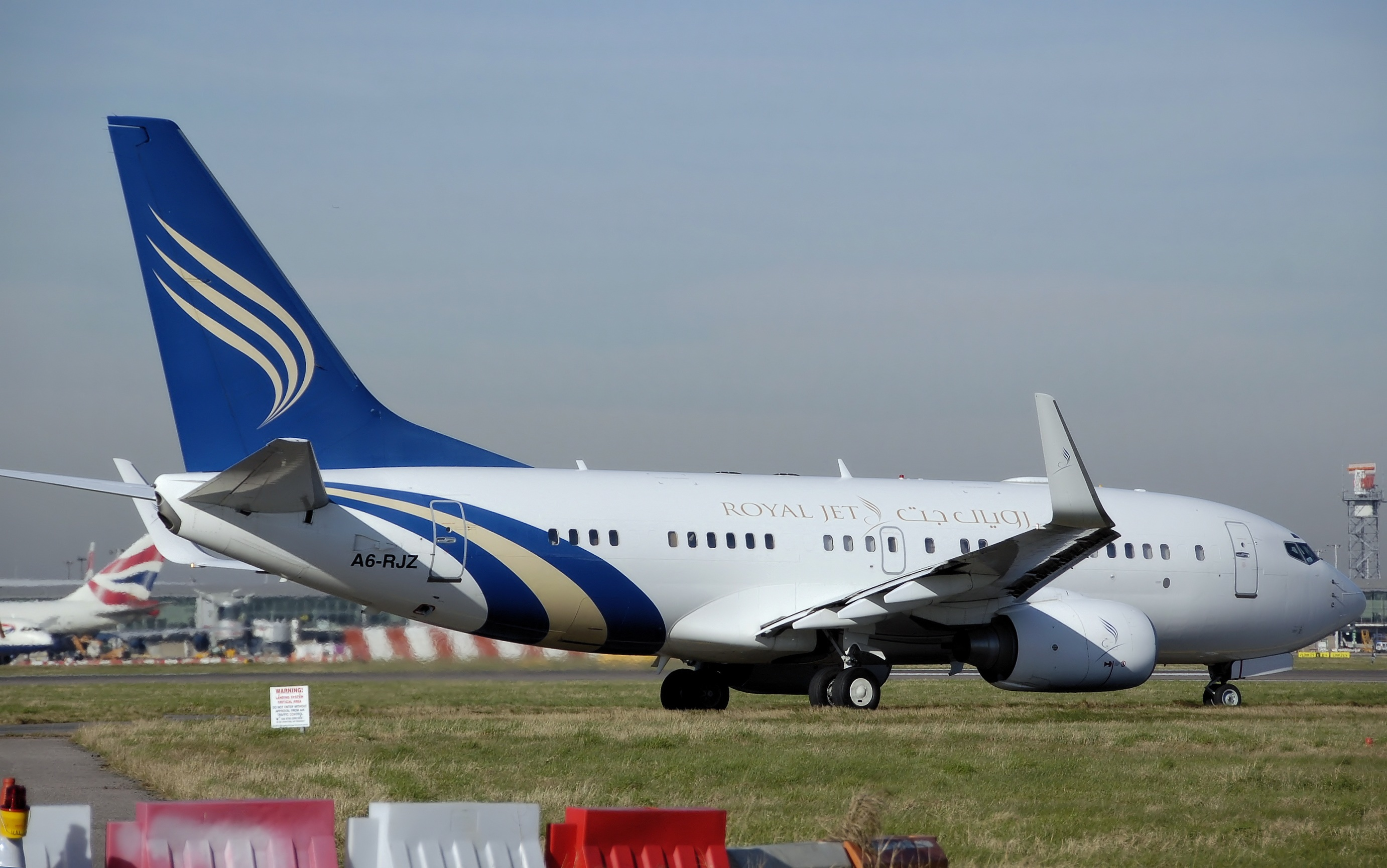 Royal Jet, Air, Airplane, Flying, Journey, HQ Photo