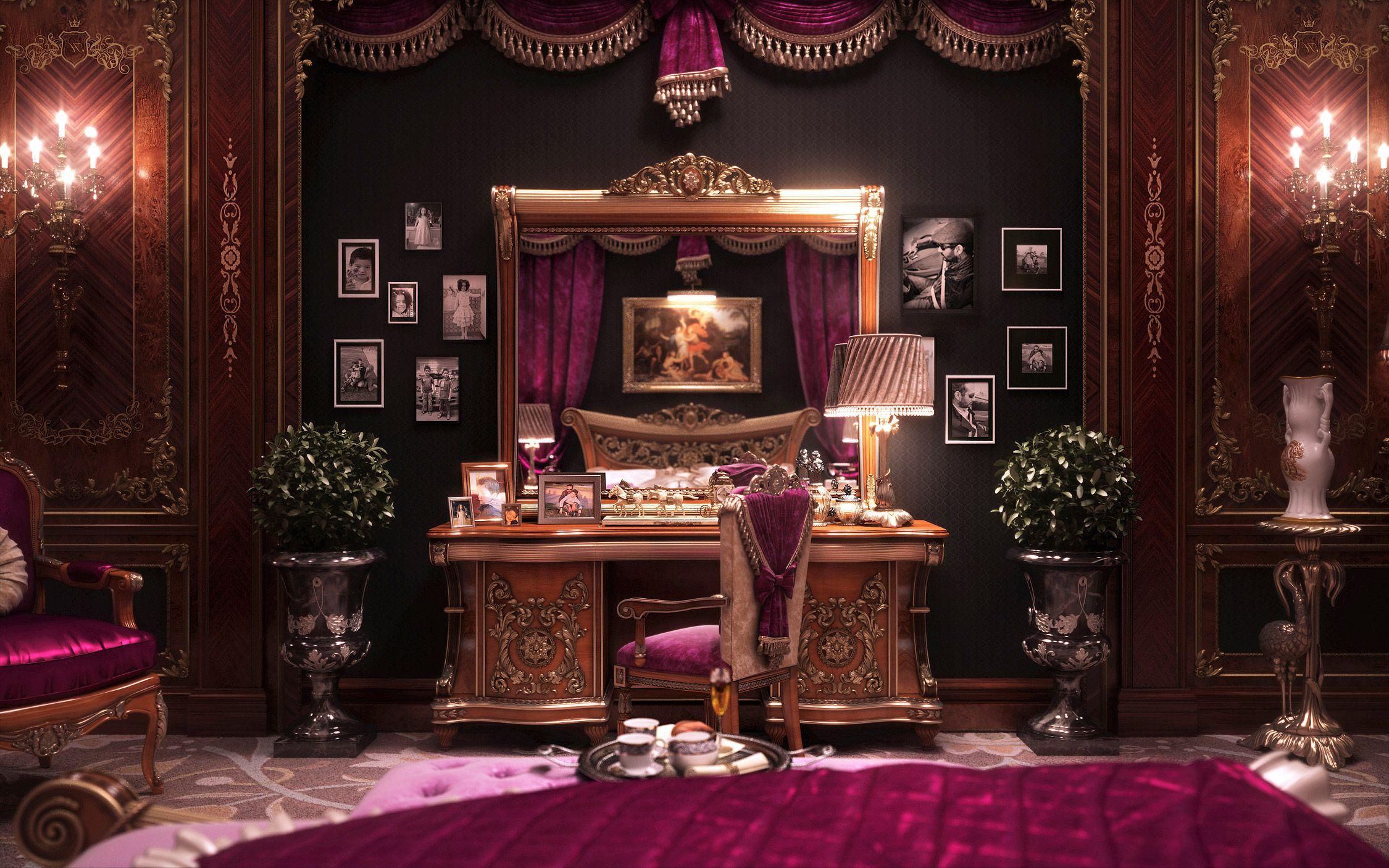 royal room - Αναζήτηση Google | Interiors and Environments ...