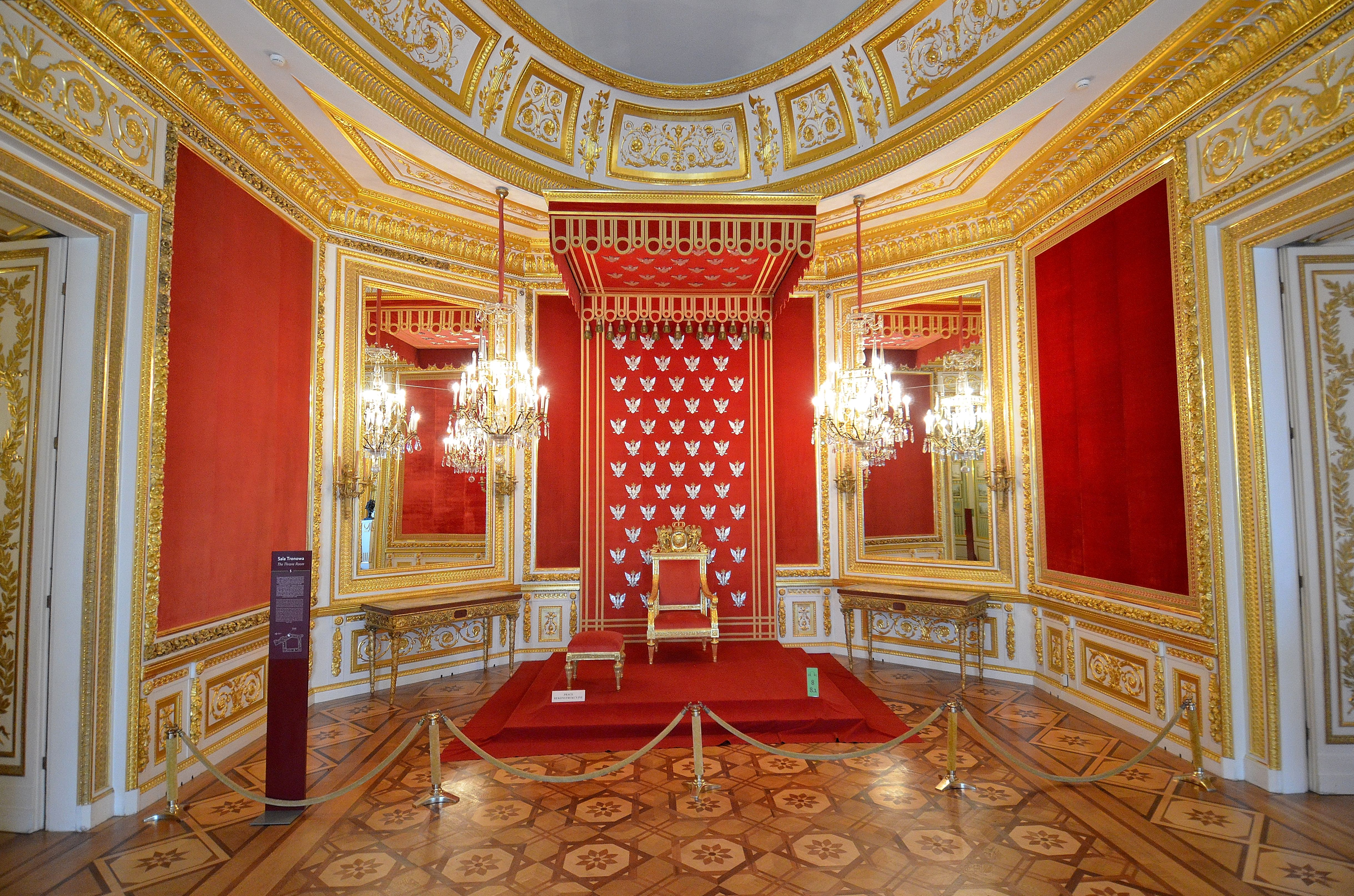 File:Throne Room Royal Castle in Warsaw.JPG - Wikimedia Commons