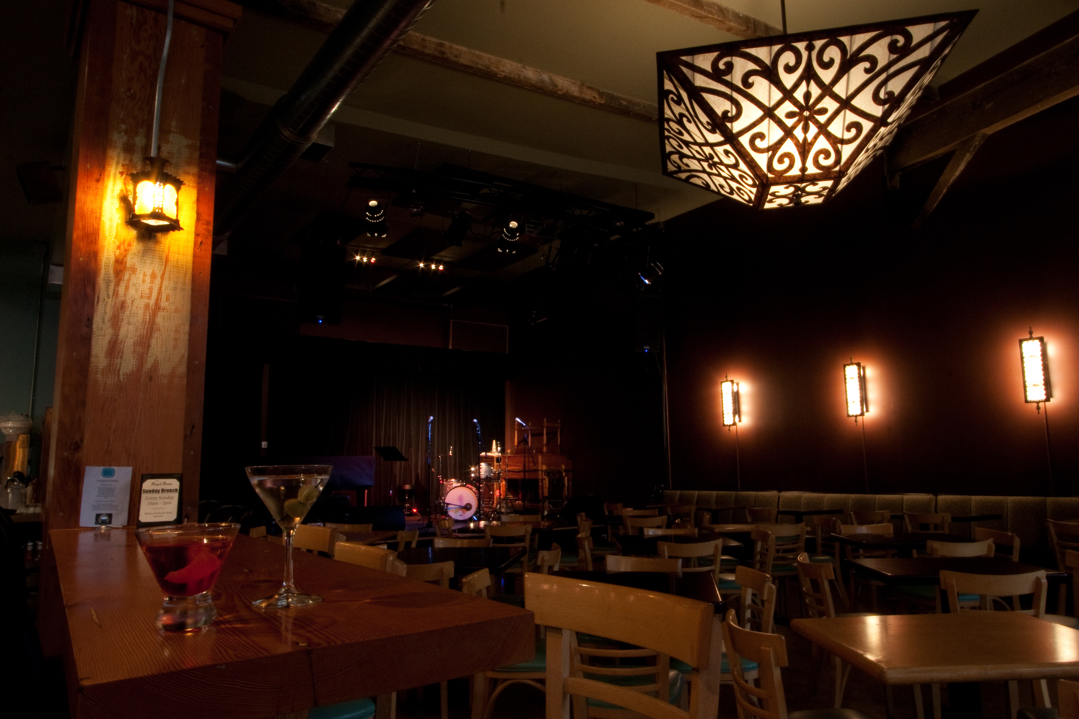 The Royal Room - Live Music / Restaurant / Lounge / Project Room