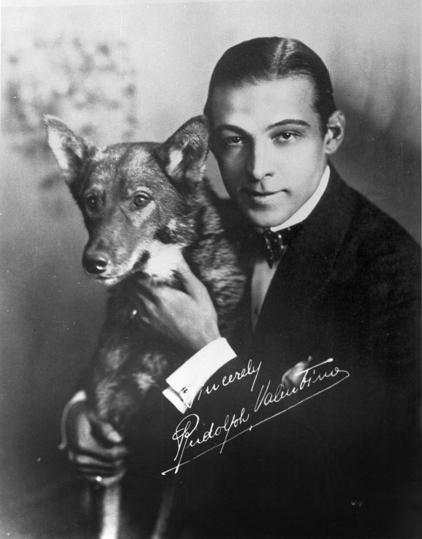 Rudolph Valentino filmography - Wikipedia