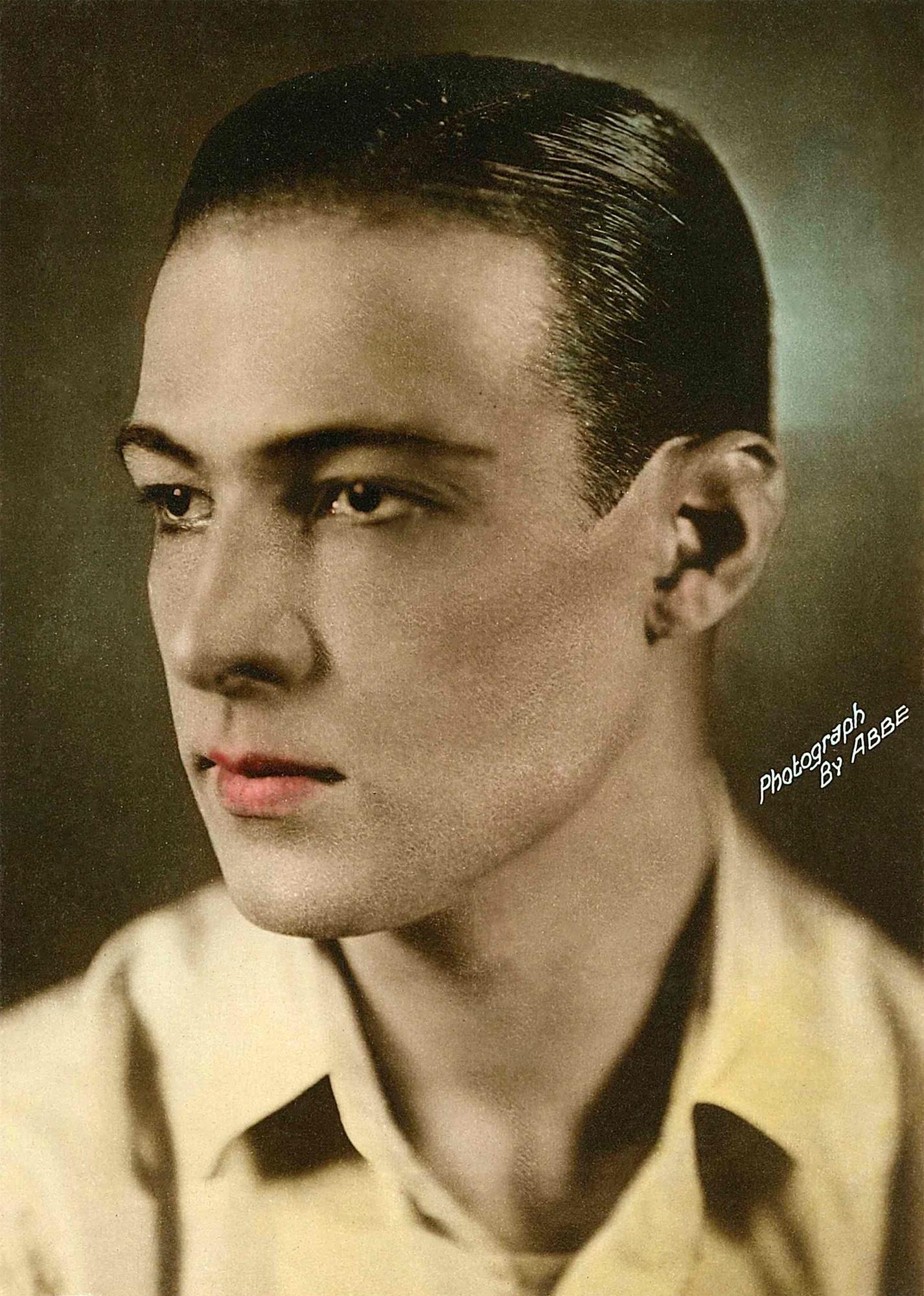Rudolph Valentino-NRFPT