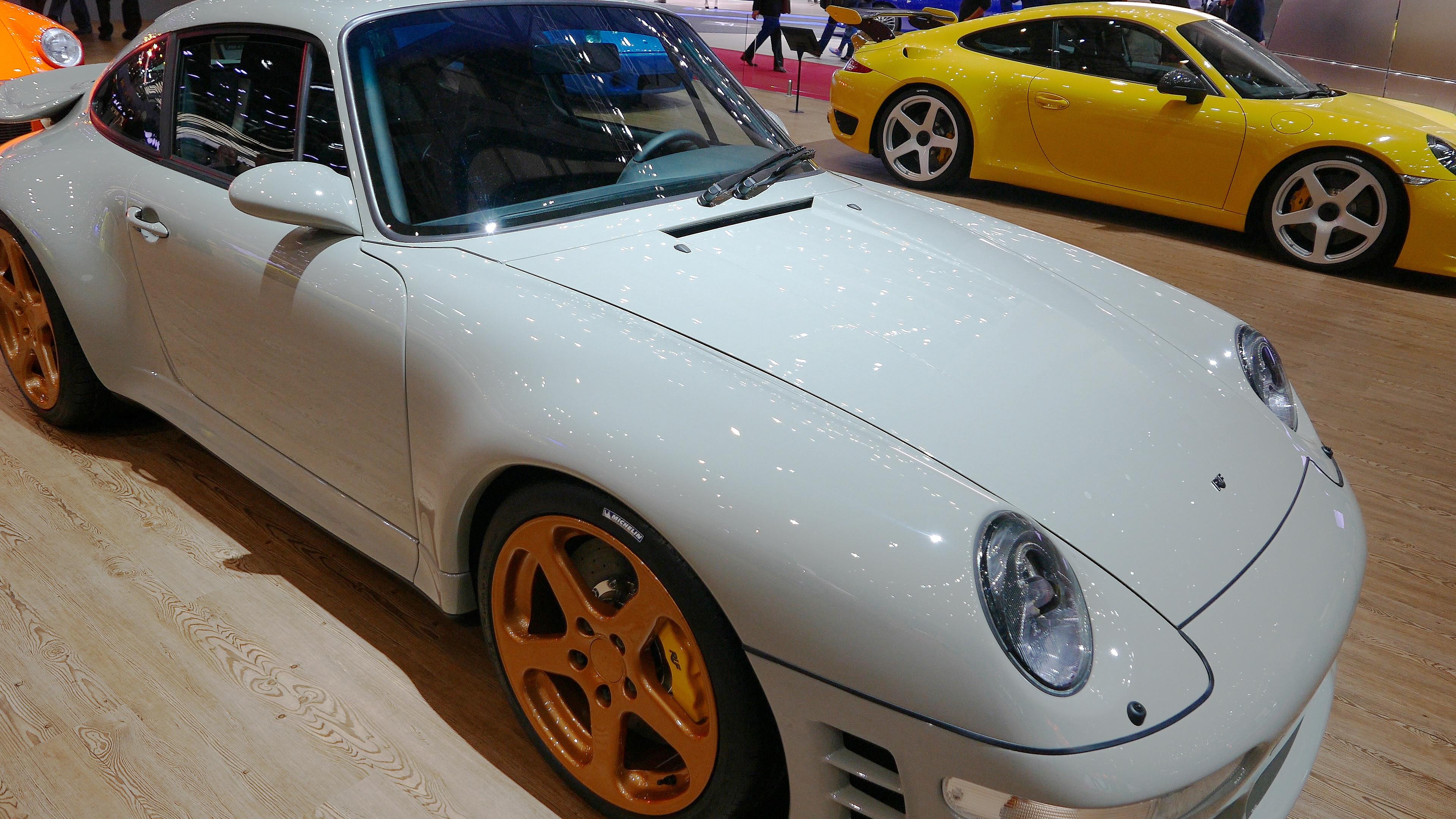 RUF Porsche, Motor, International, Porsche, Salon, HQ Photo
