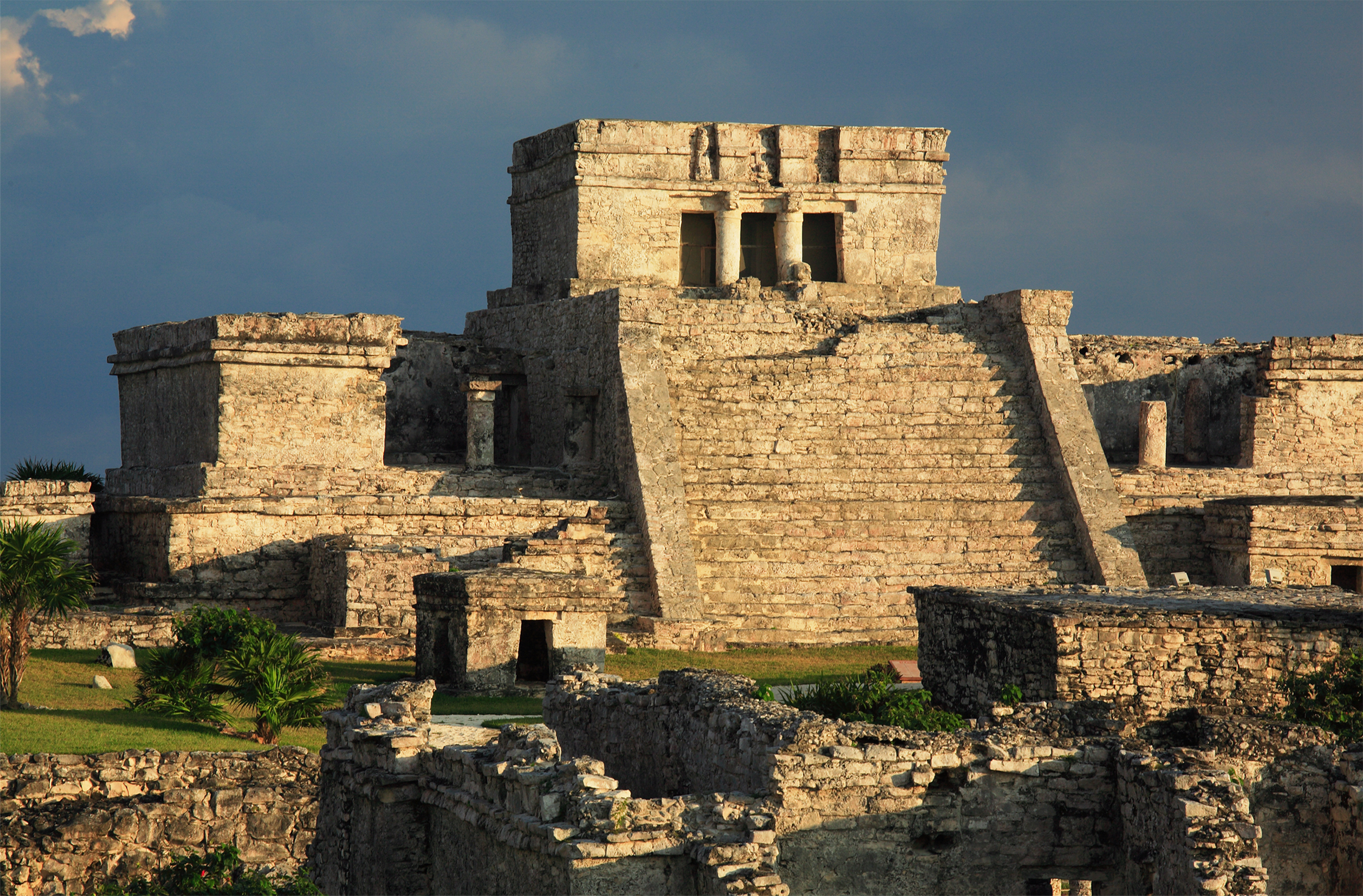 Tulum Ruins, Zipline, Rappel, and Cenote Tour From Tulum