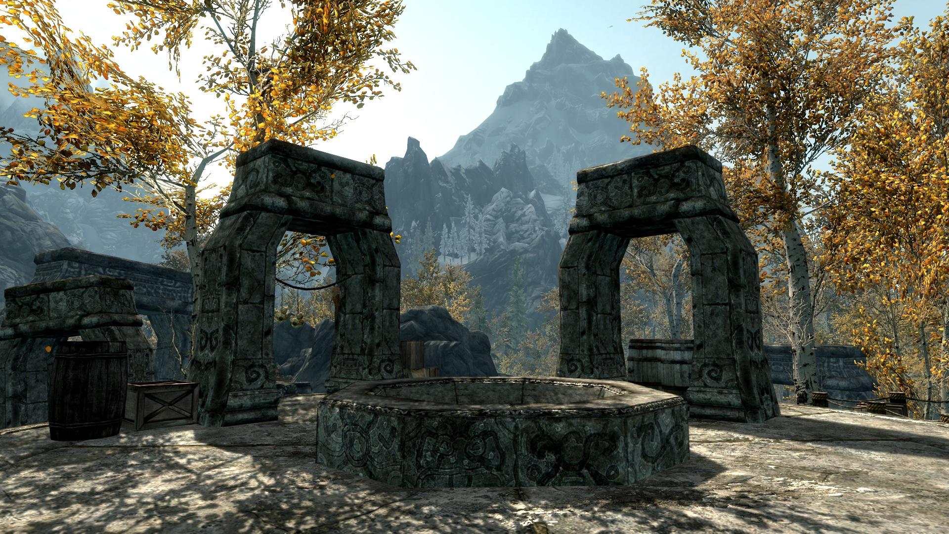 Ruins of Bthalft | Elder Scrolls | FANDOM powered by Wikia