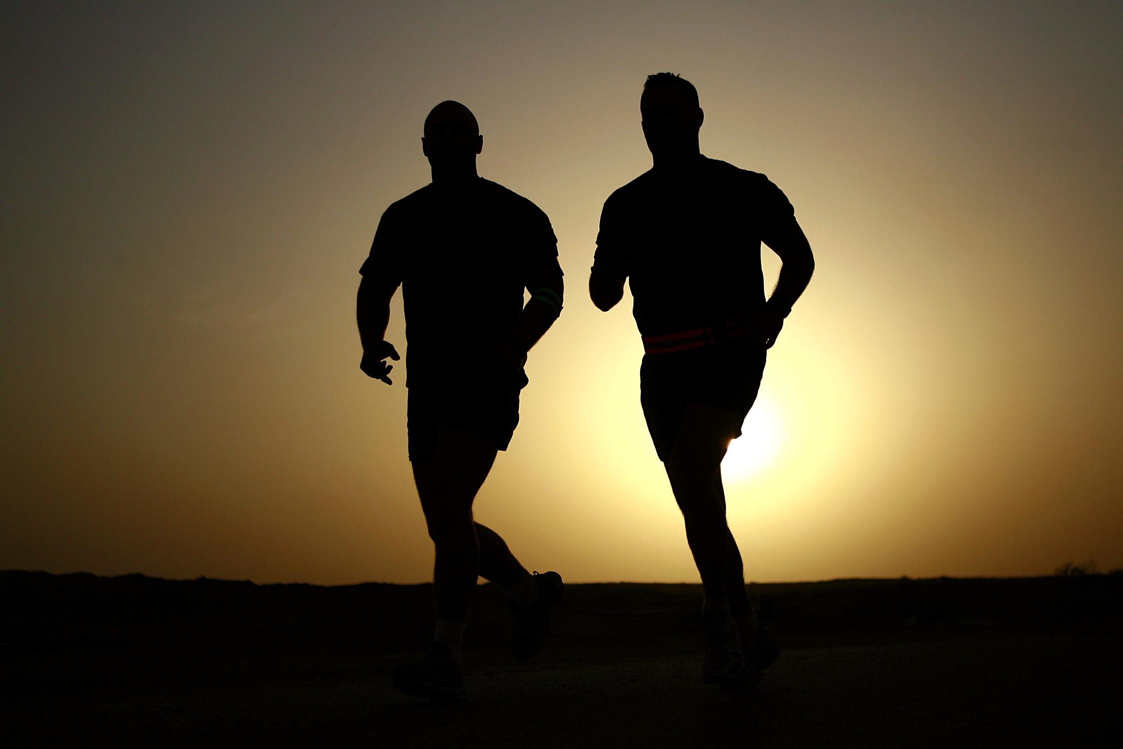 Runners photo