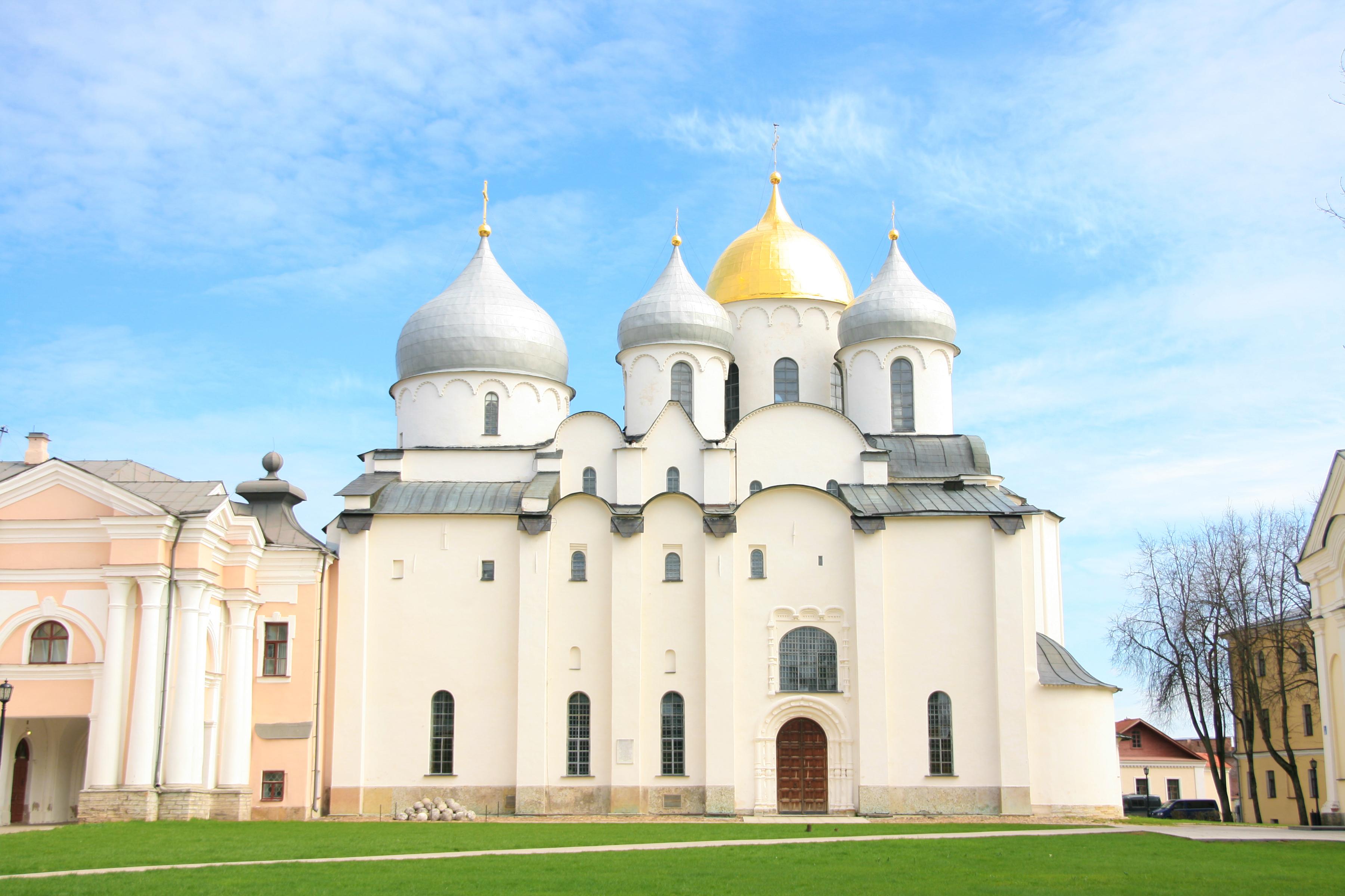 Russian Church, Architecture, Russian, Veliky, Travel, HQ Photo