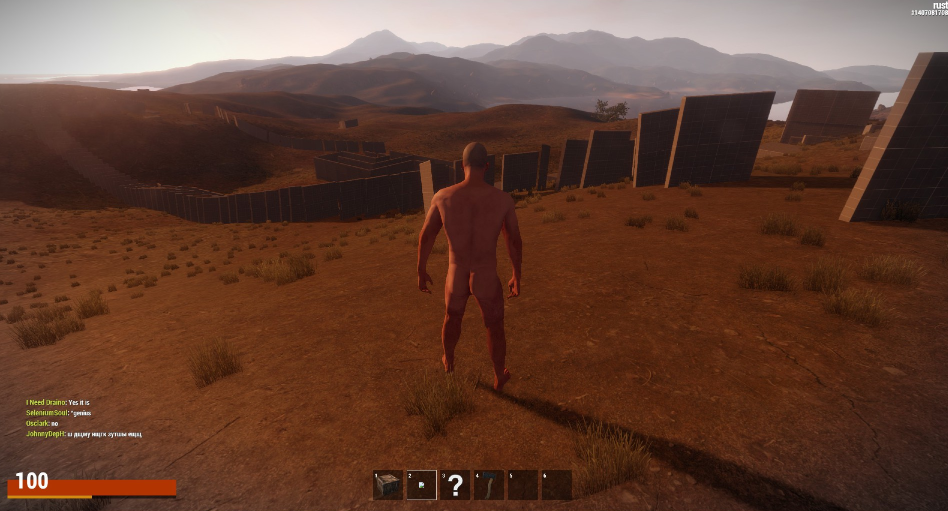 Leaving Early Access - Rust