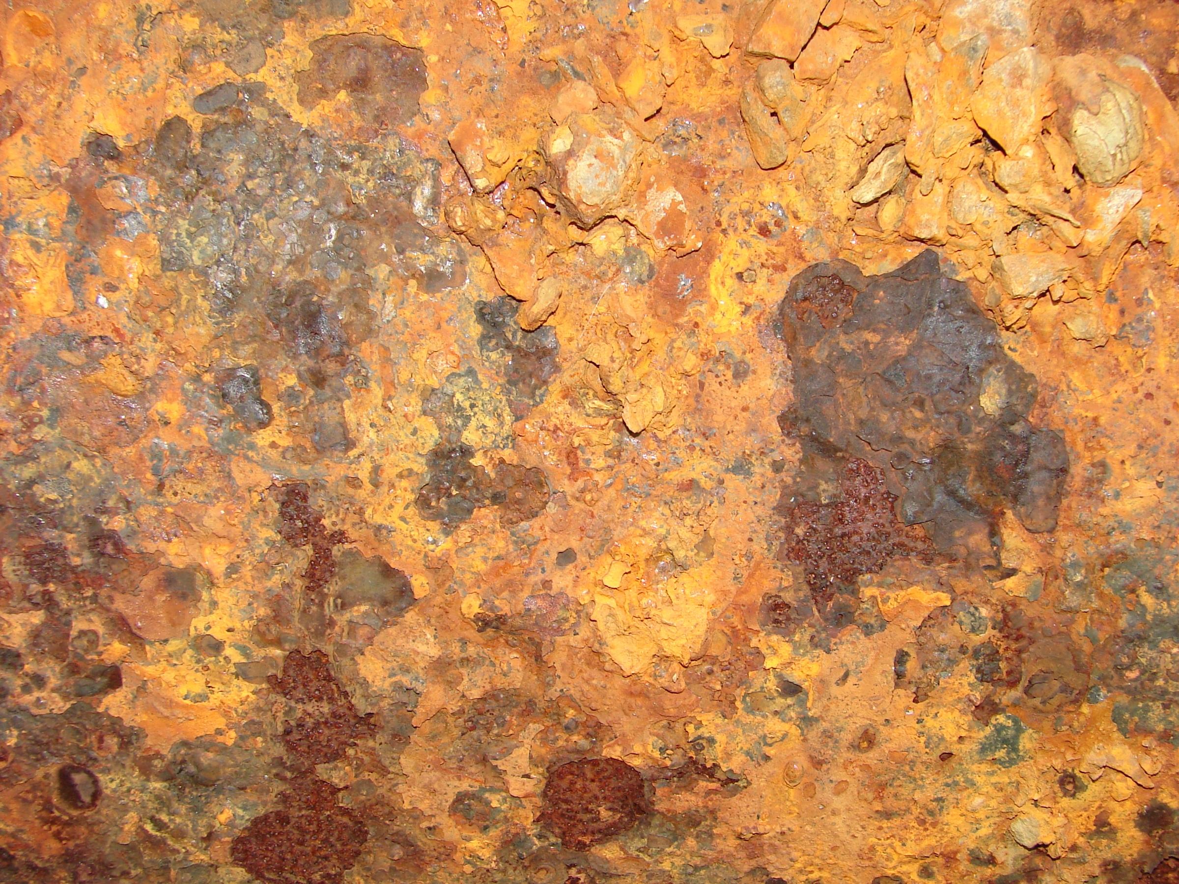 Metal Rust Texture 05 by FantasyStock on DeviantArt
