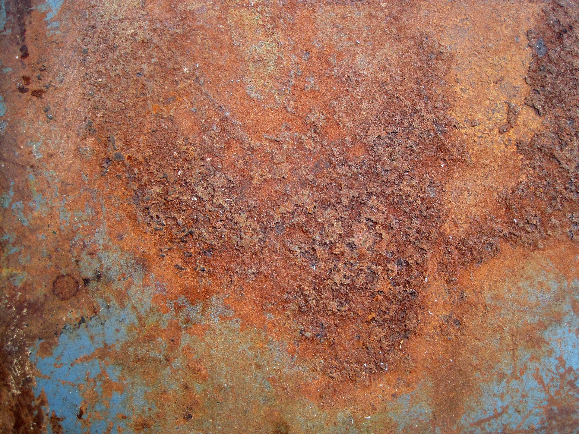 Spreading Rust Free Stock Photo - Public Domain Pictures