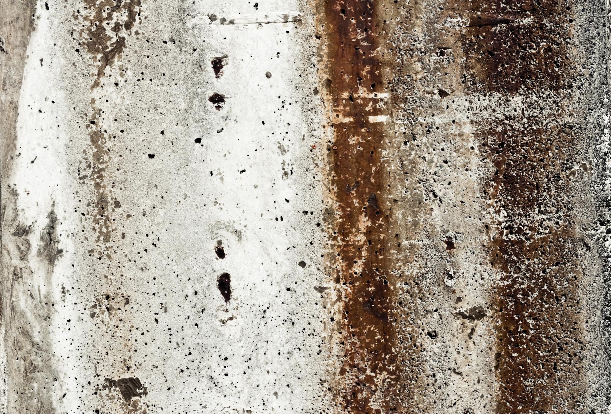 Rust Colored Stone, Concrete, Damaged, Old, Orange, HQ Photo