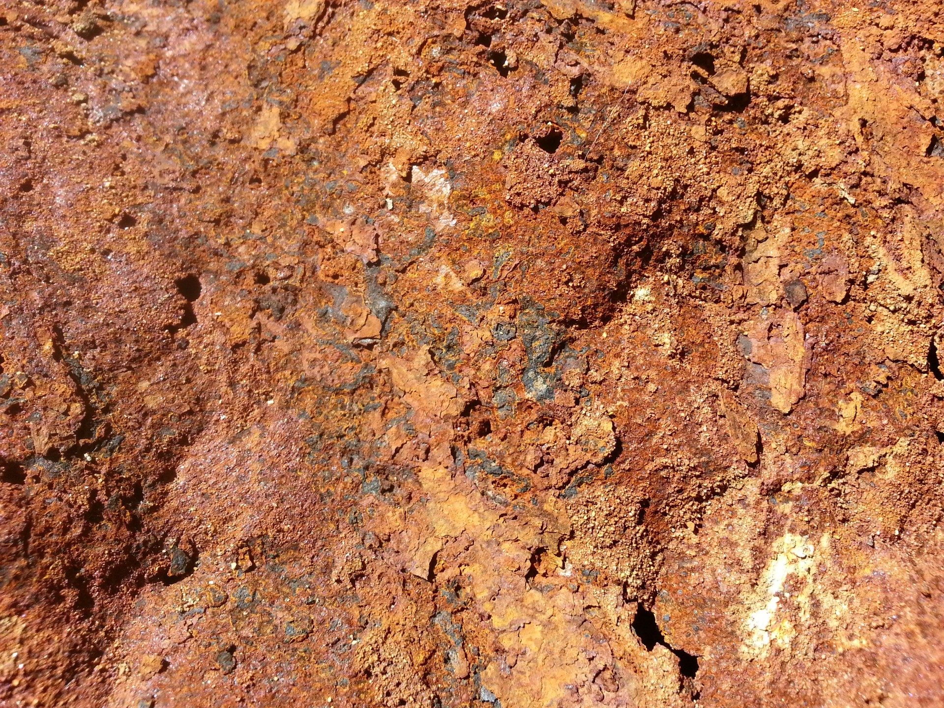 Rust Texture Free Stock Photo - Public Domain Pictures