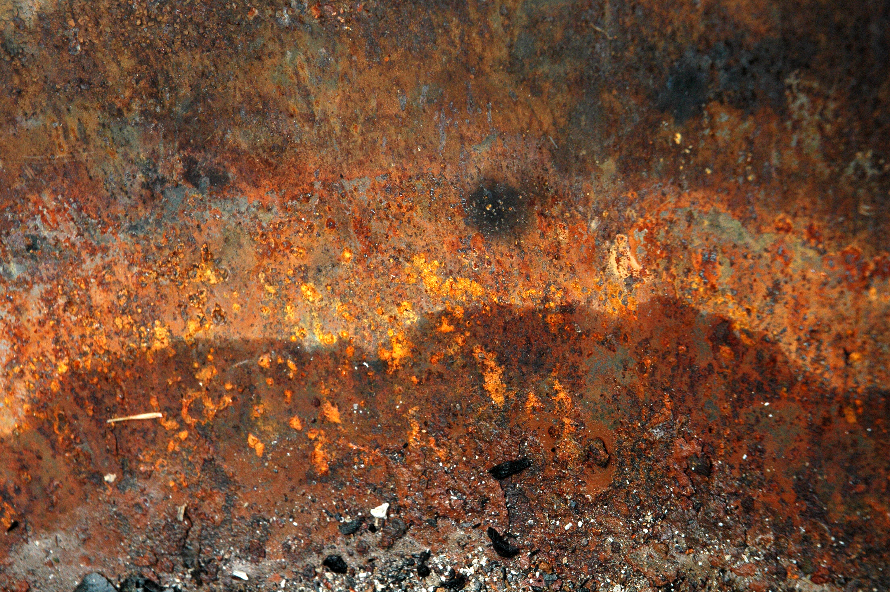 Free Photo Rust Texture Steel Rusty Surface Free