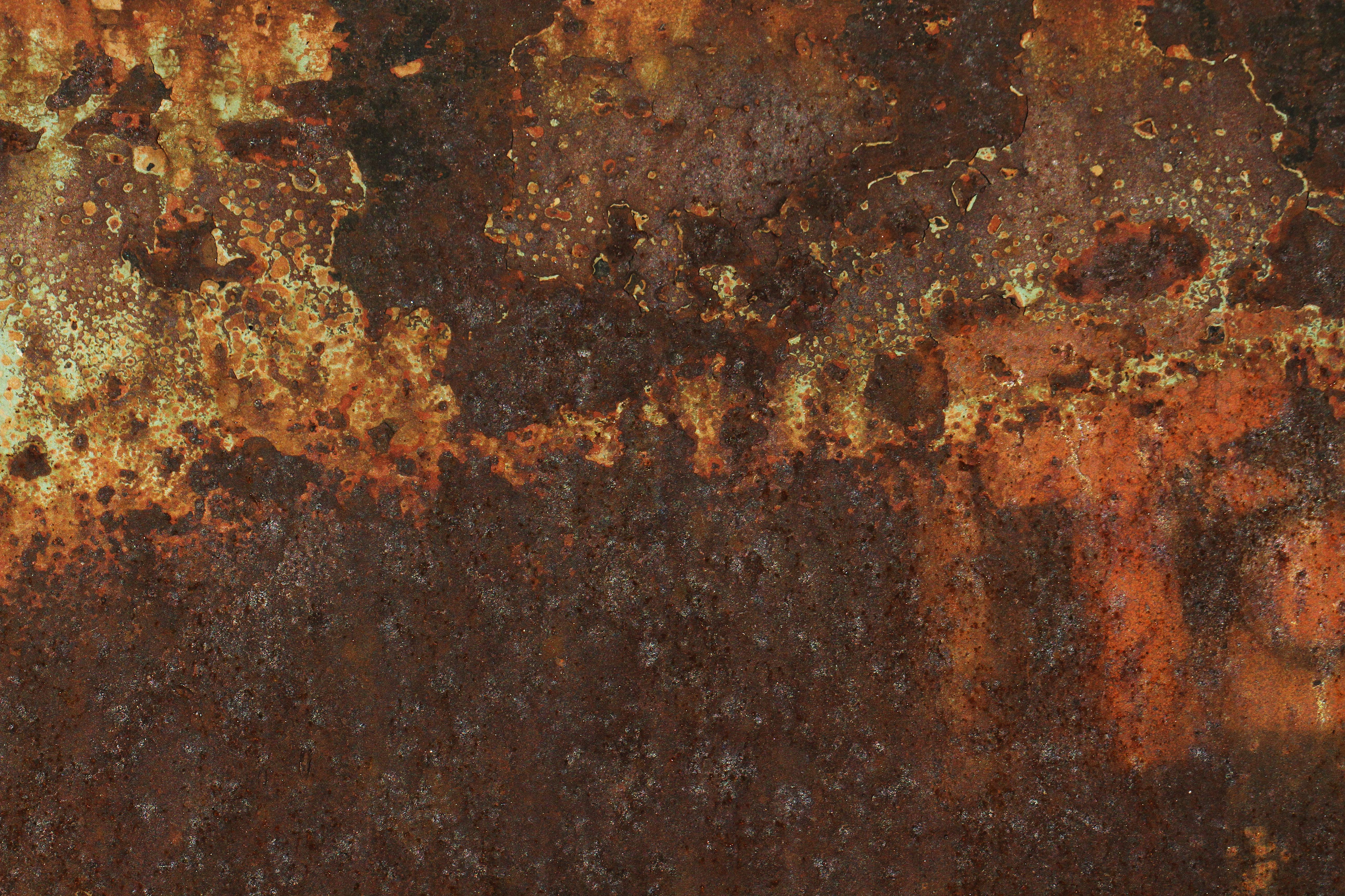 Free Urban Metal Rust Texture Texture - L+T