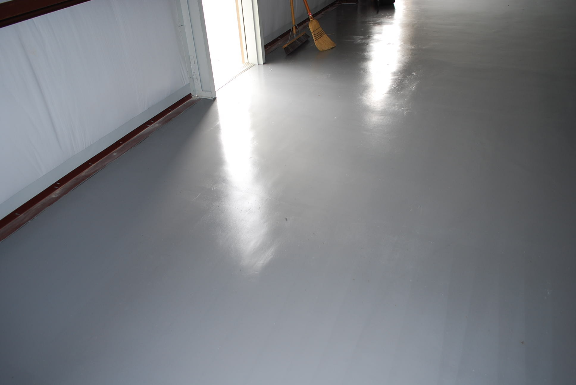 What to Know About Garage Floor Coatings - Justin's Brain Dump