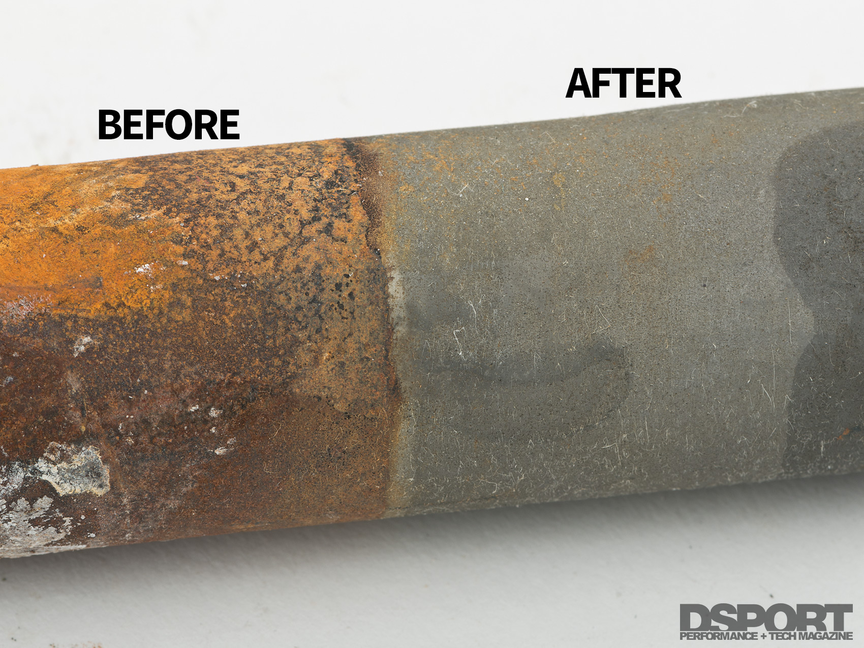 Surface Rust Removal: Eliminate the Iron Oxide, Bring Out the ...