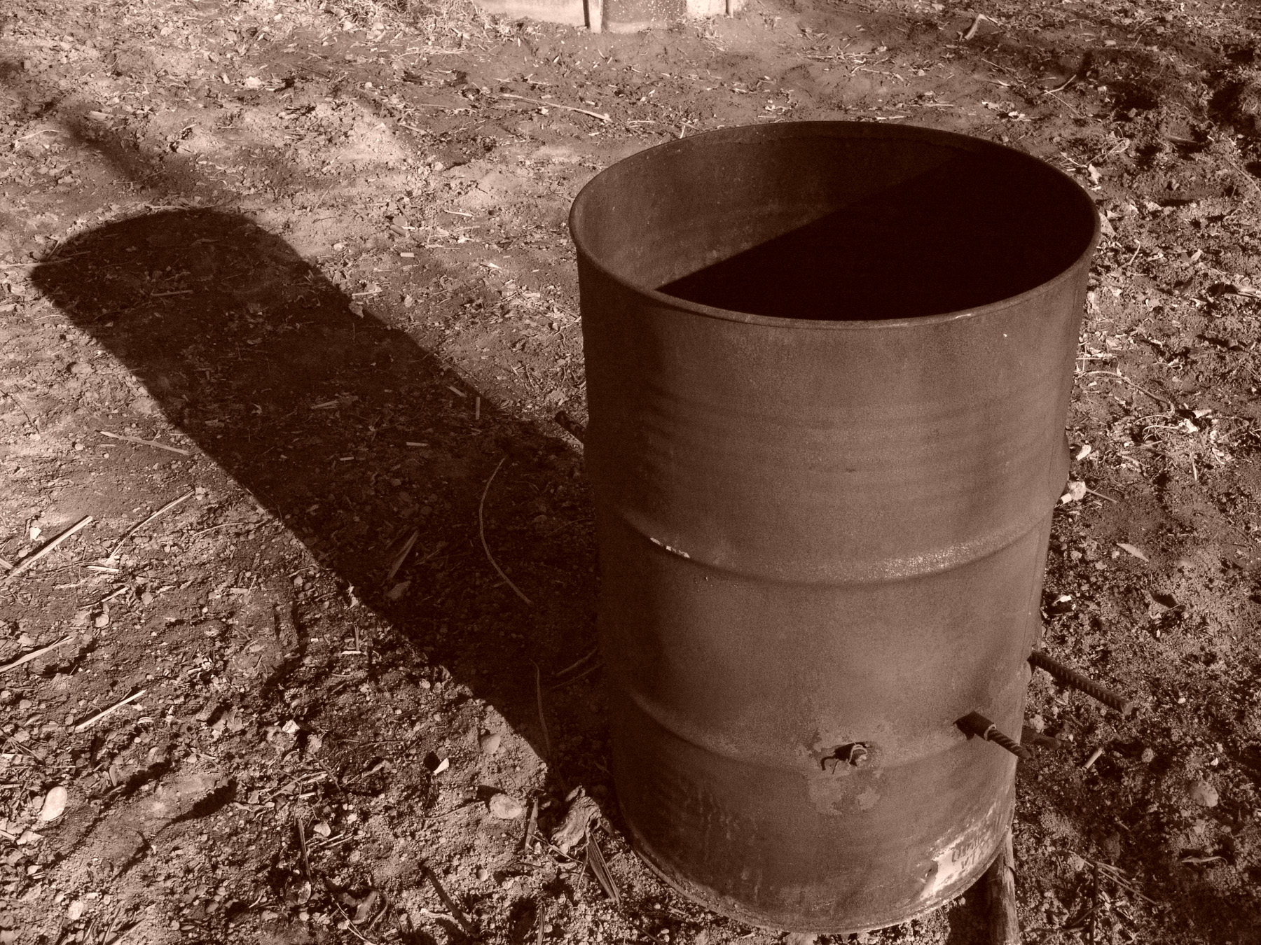 Rusted barrel, Barrel, Brownish, Container, Rusted, HQ Photo