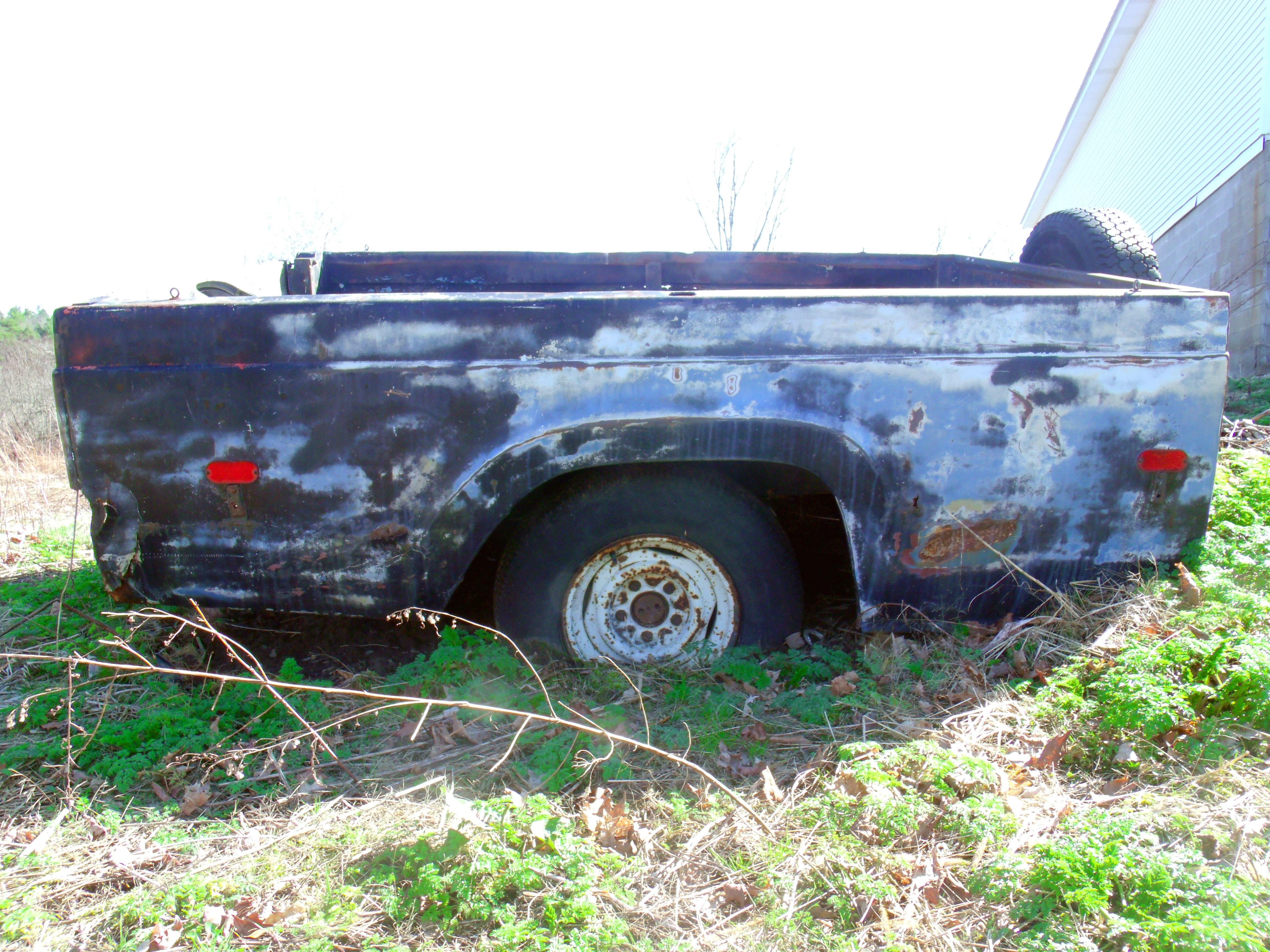 Rusted detached truck bed, Car, Rusted, Truck, HQ Photo