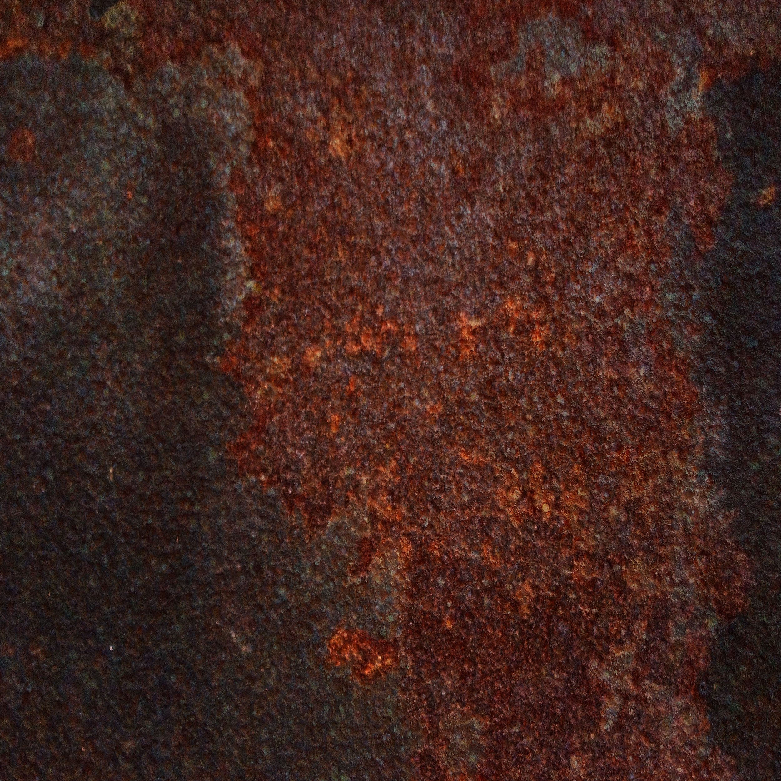 Rusted metal photo