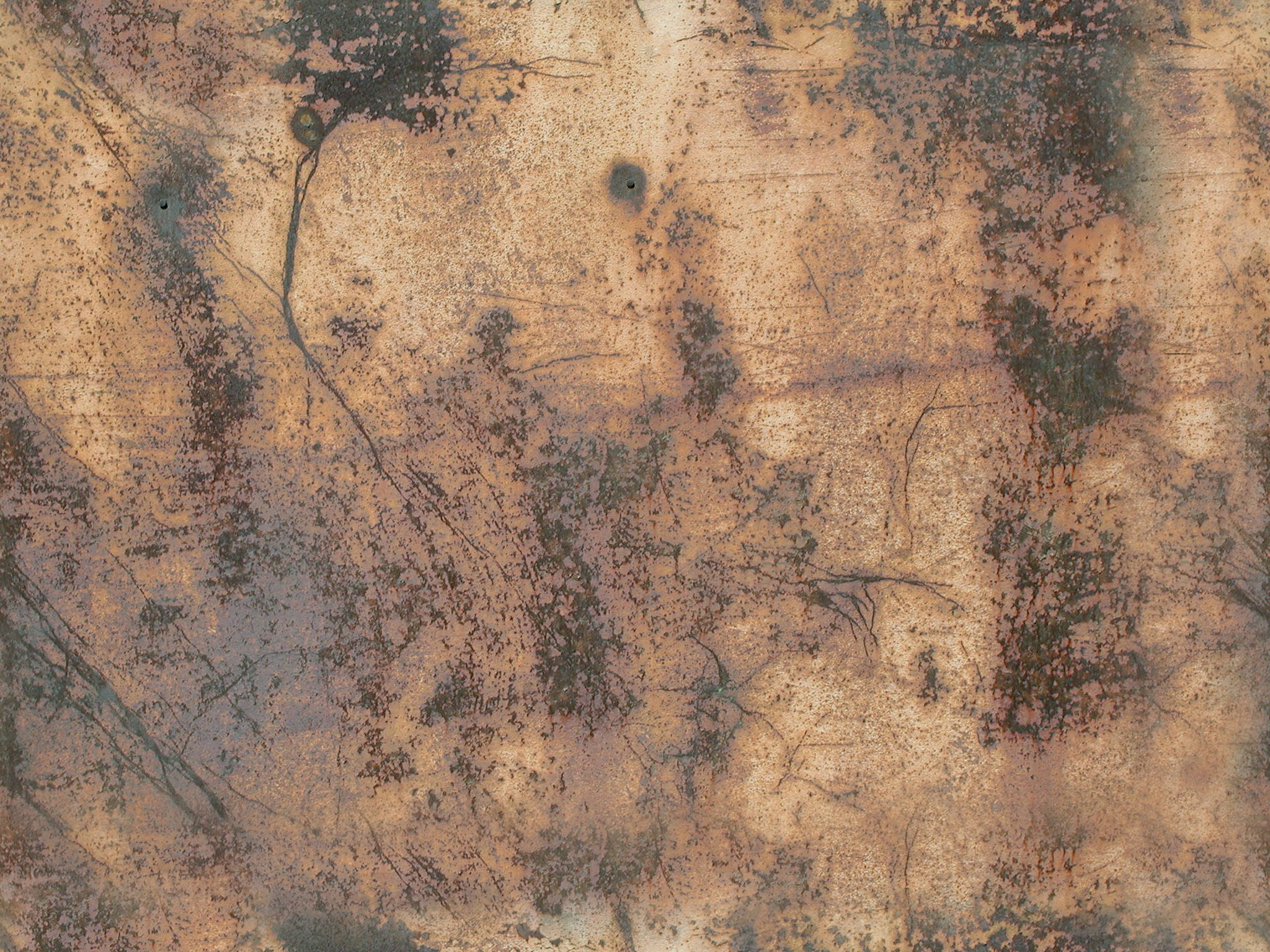 Rusted Metal - Texture - ShareCG