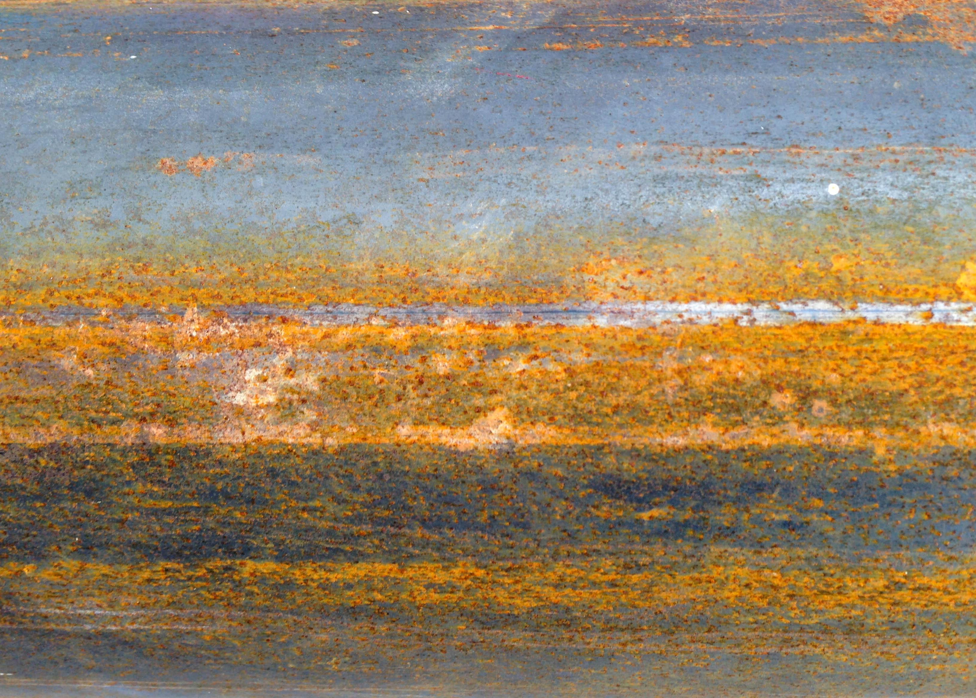 Rusted metal texture, Backdrop, Rusted, Peeled, Peeling, HQ Photo