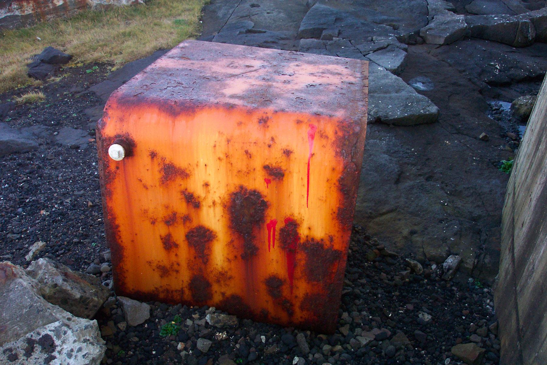 Rusted steel tank, Corroded, Metallic, Rocks, Rust, HQ Photo