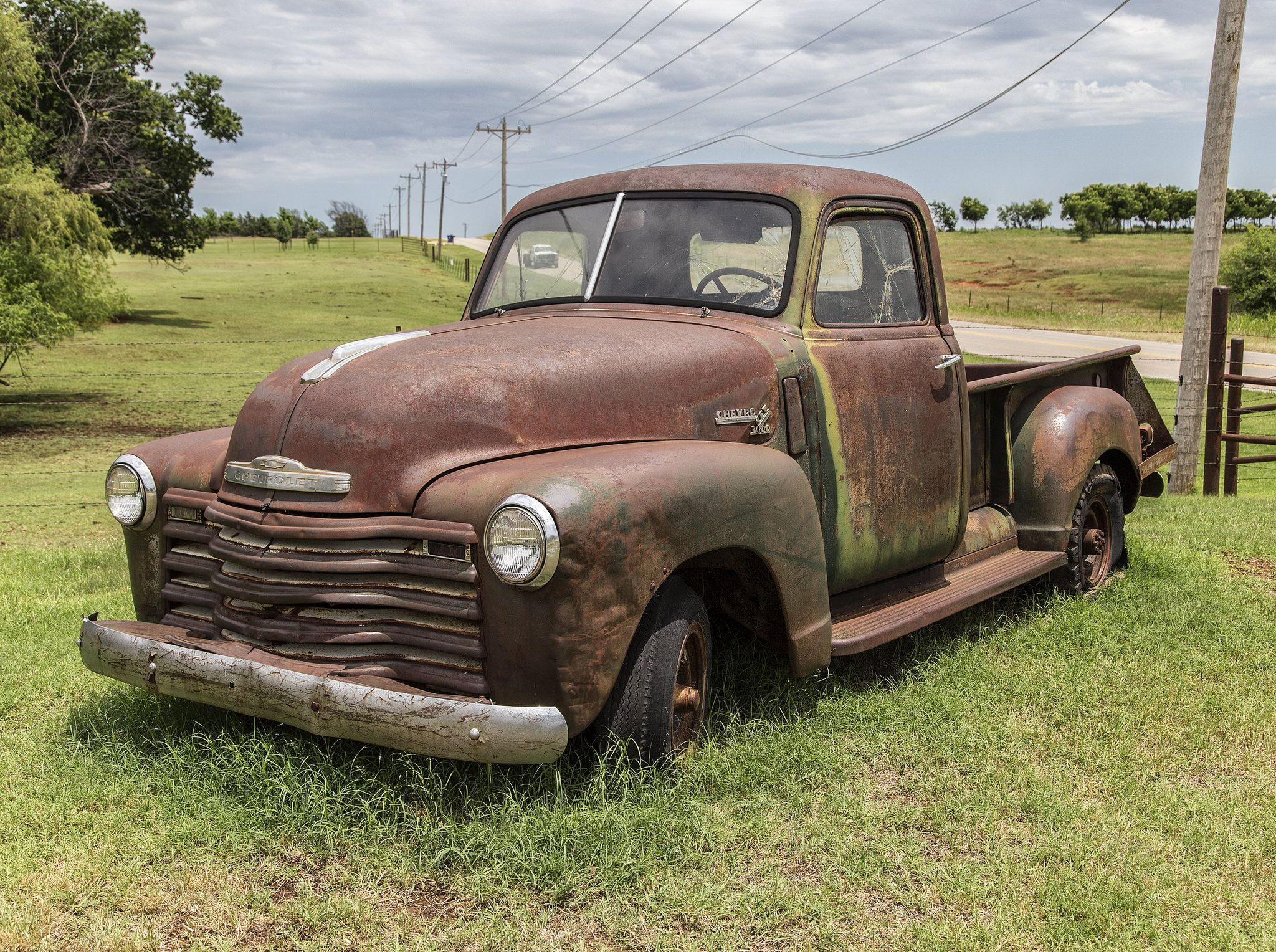 Rusted Chevy Pickup | Chevy pickups, Classic chevy trucks and Rusty cars
