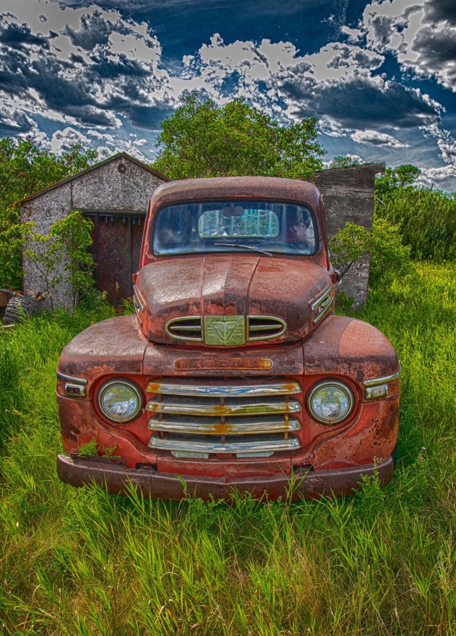 Rust Lord. Saskatchewan. Photo by Marie Rouble. Source Flickr.com ...