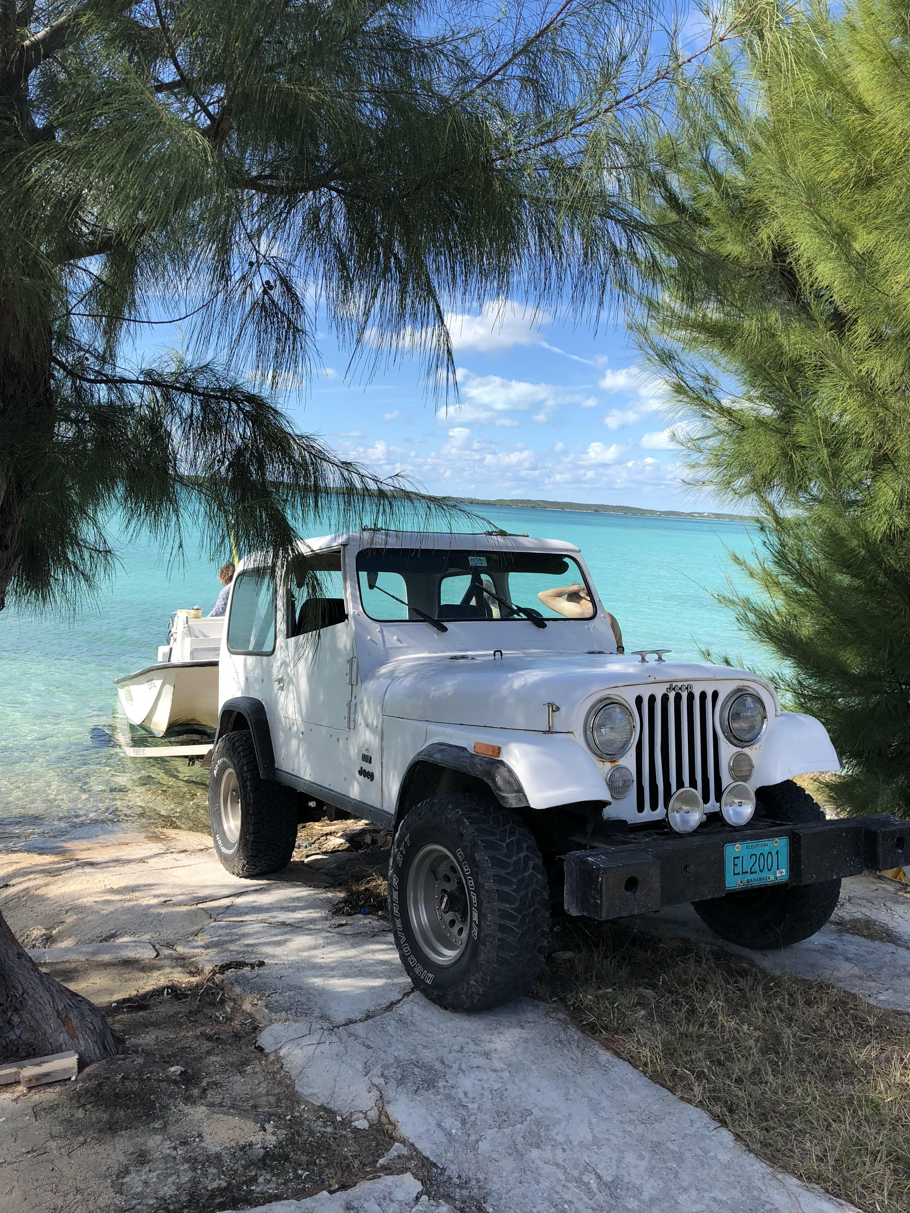 1978 beauty in the Bahamas that's still a workhorse today. Bought ...