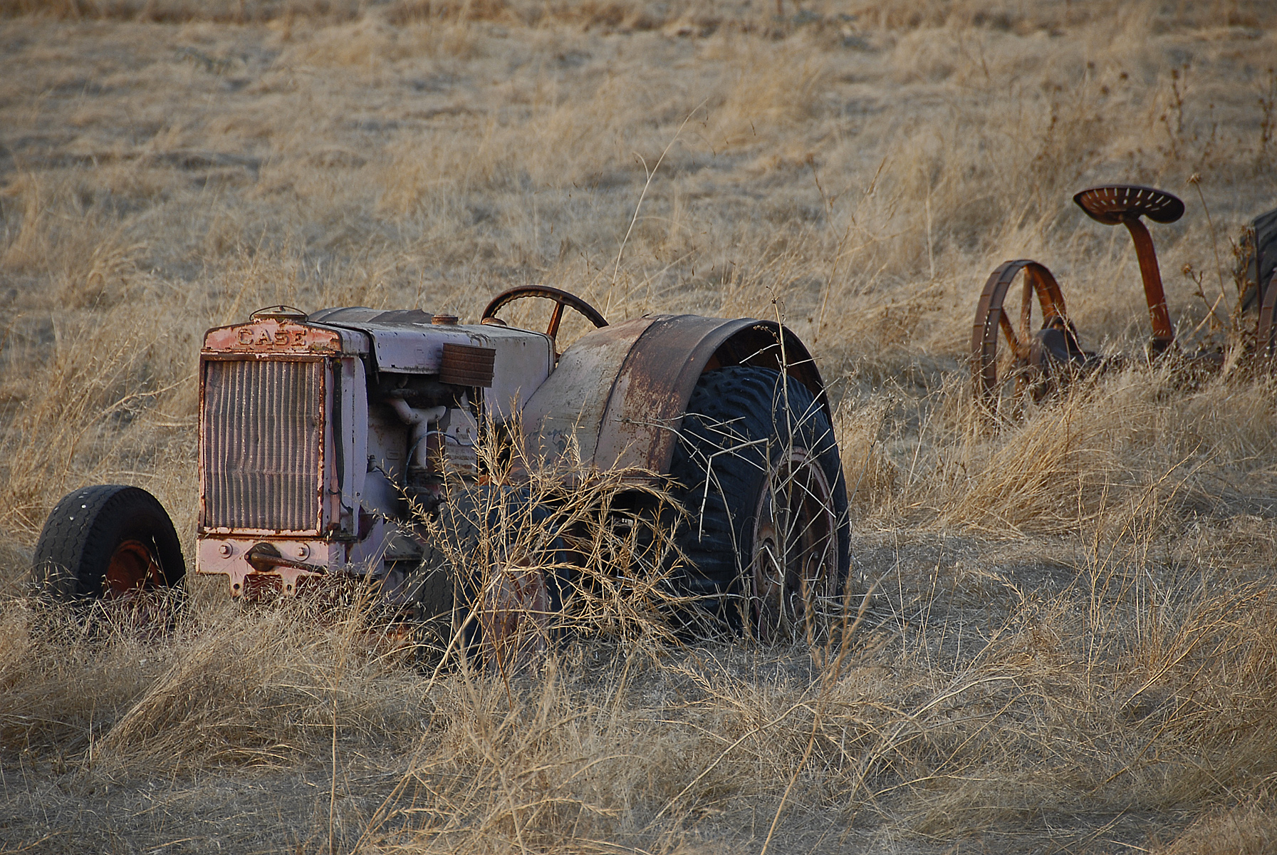 Rusted Workhorse, Bspo06, Deserted, Field, Rust, HQ Photo