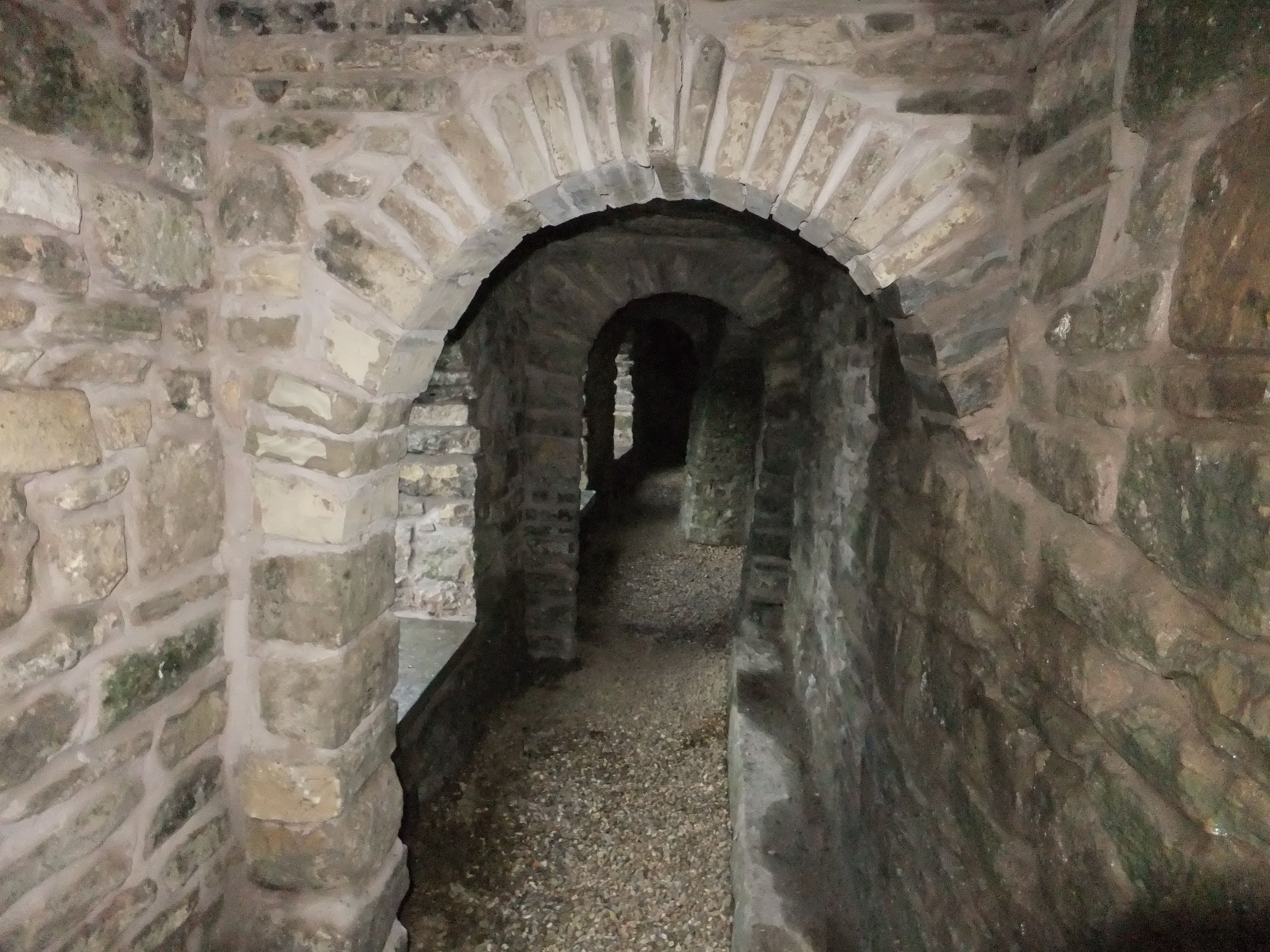 Shibden Hall tunnel stone arch | Stone Arches | Pinterest | Arch