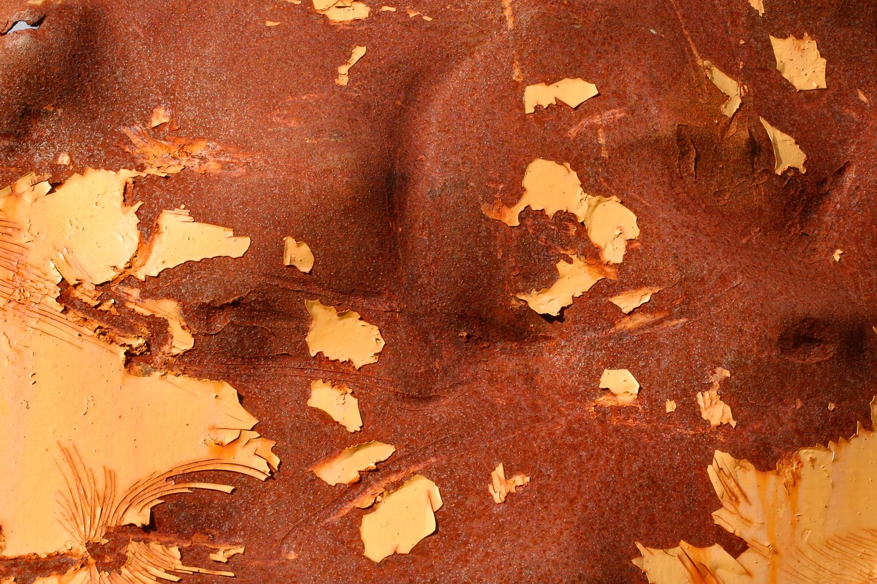 Rusty grunge texture photo