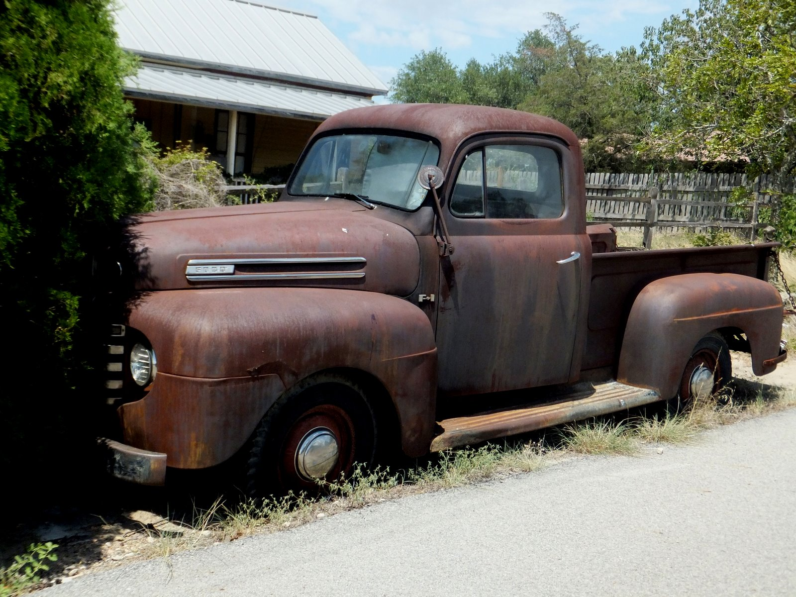 Free photo: Rusty Old Truck - rusty, truck, rust - Creative Commons ...