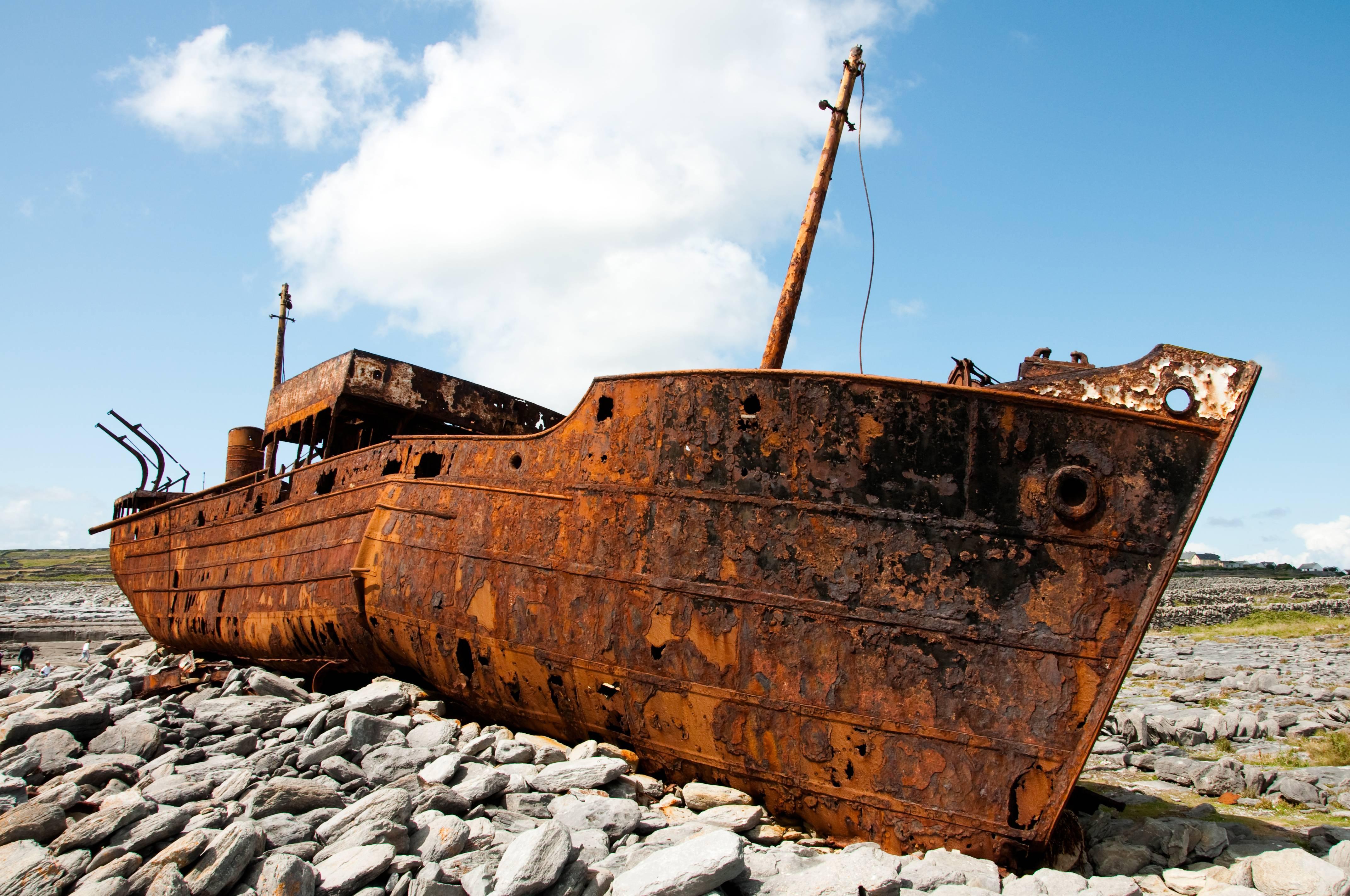 Rusty Ship Wallpaper - Imgur