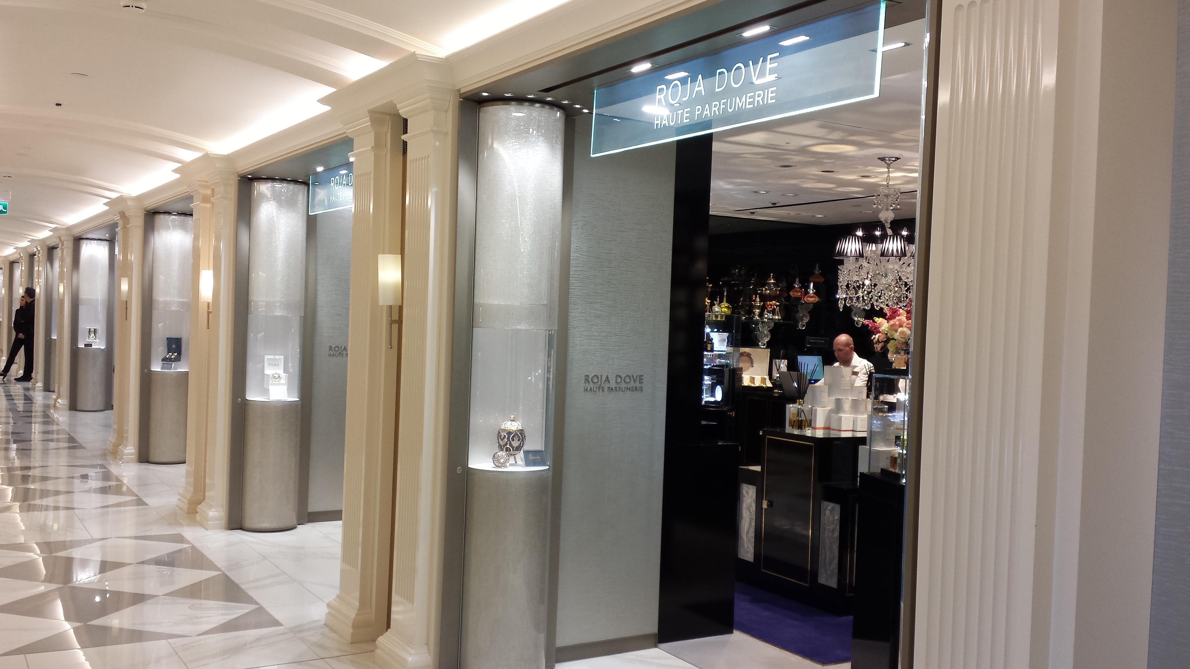 Chanel Misia and A Visit To The Harrods Salon de Parfums – Plus A ...